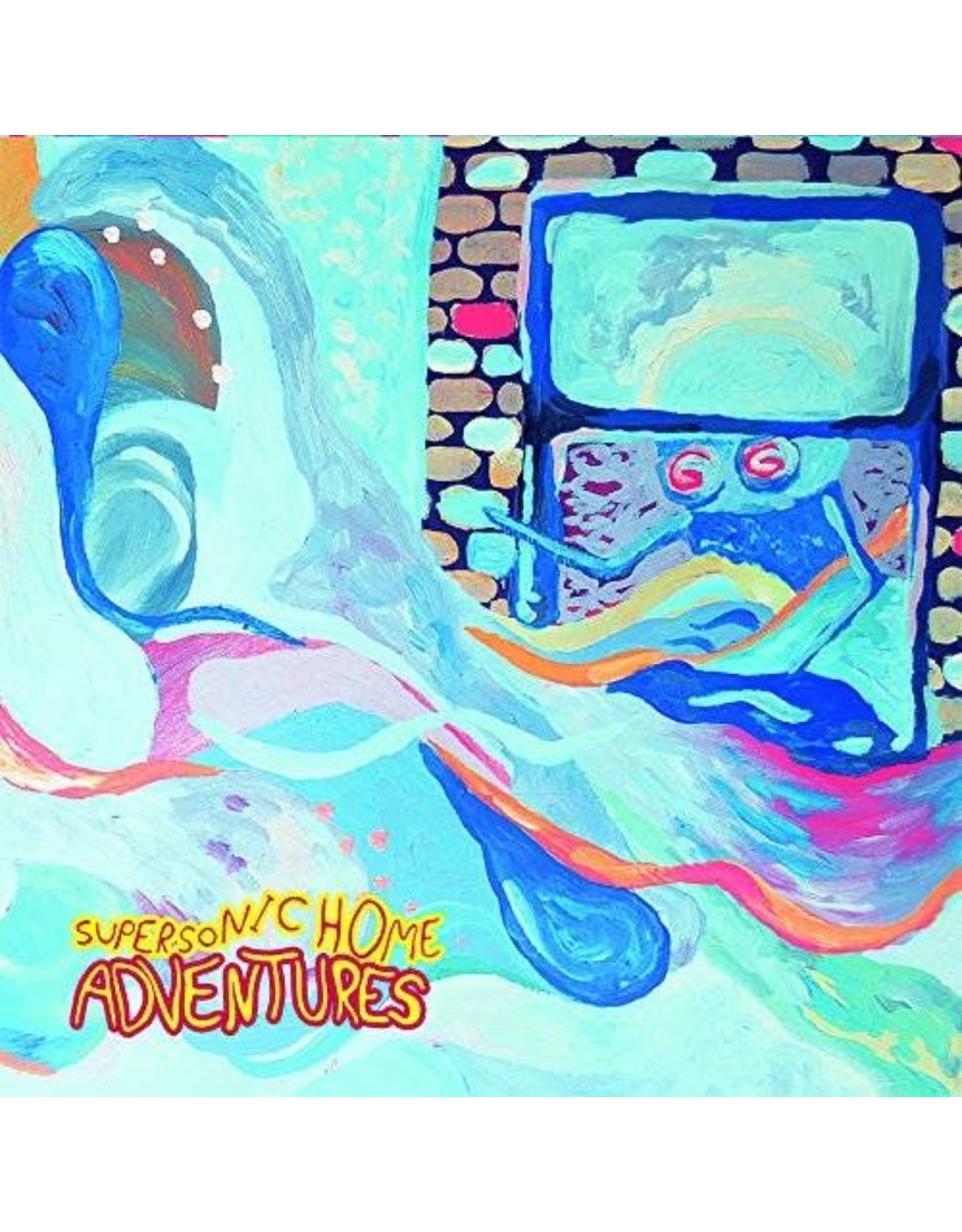 Adventures - Supersonic Home CD