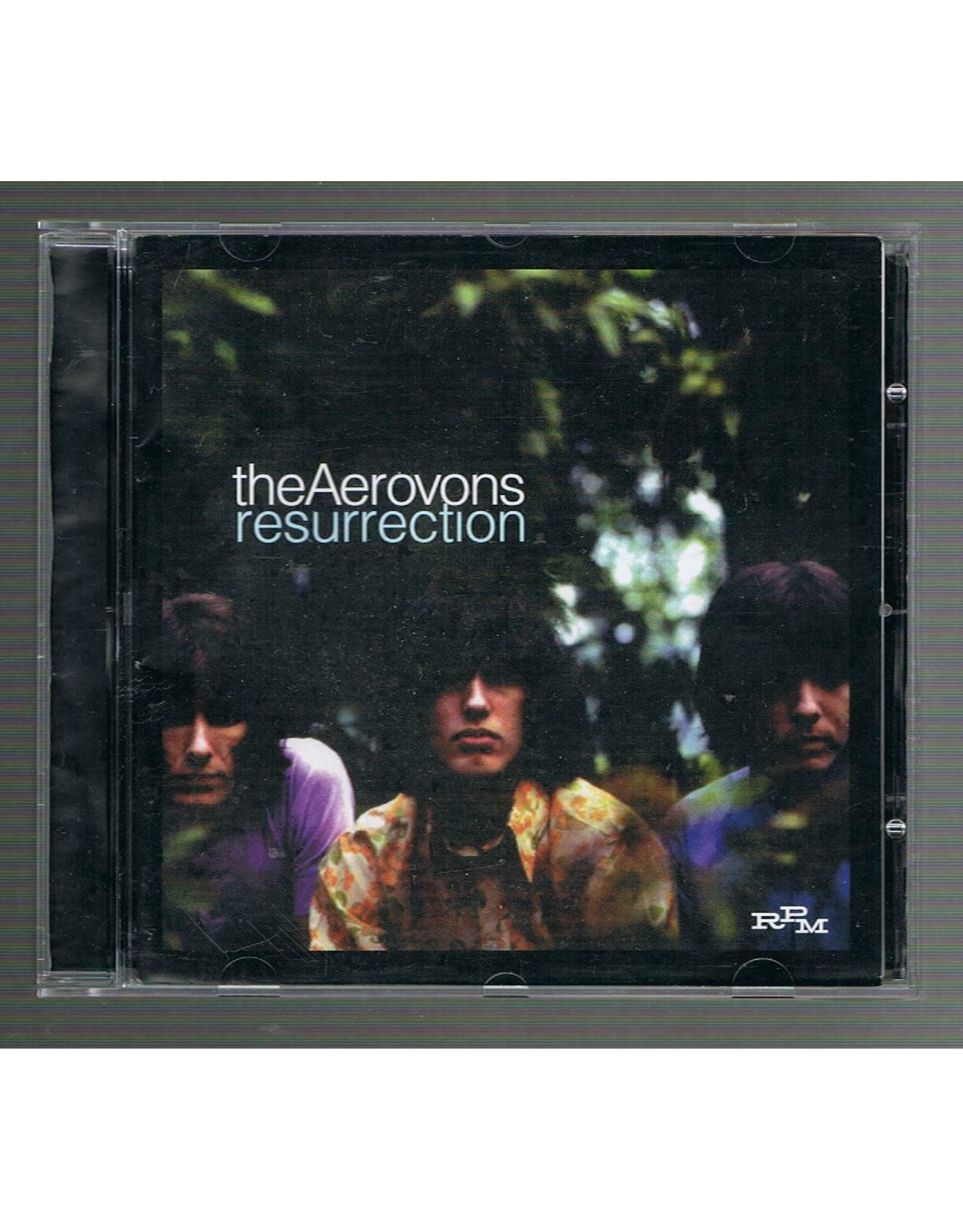 Aerovons, The - Resurrection CD