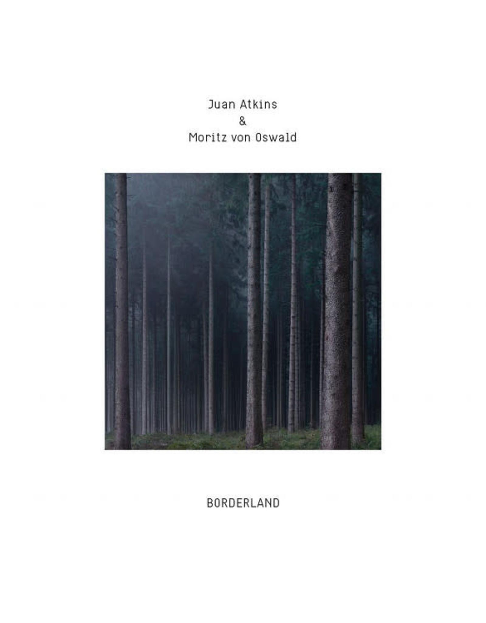 Atkins, Juan & Mortiz von Oswald - Borderland CD