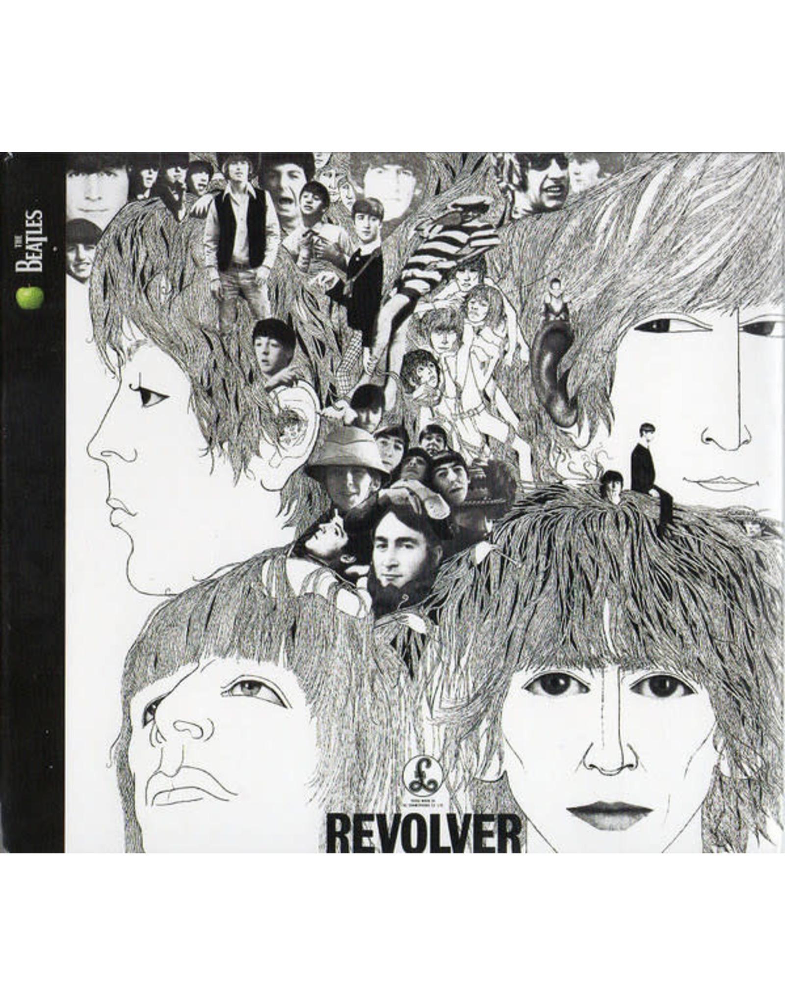 Beatles - Revolver (Enhanced) CD