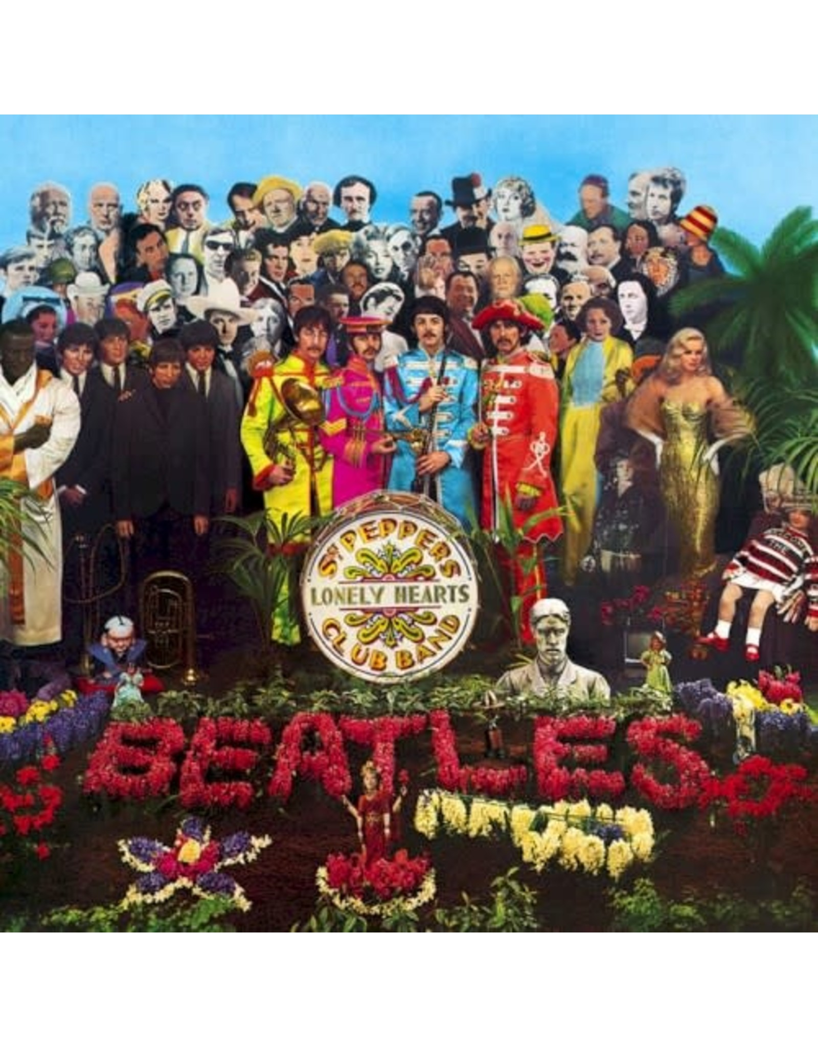 Beatles - Sgt Pepper's Lonely Hearts Club Band CD