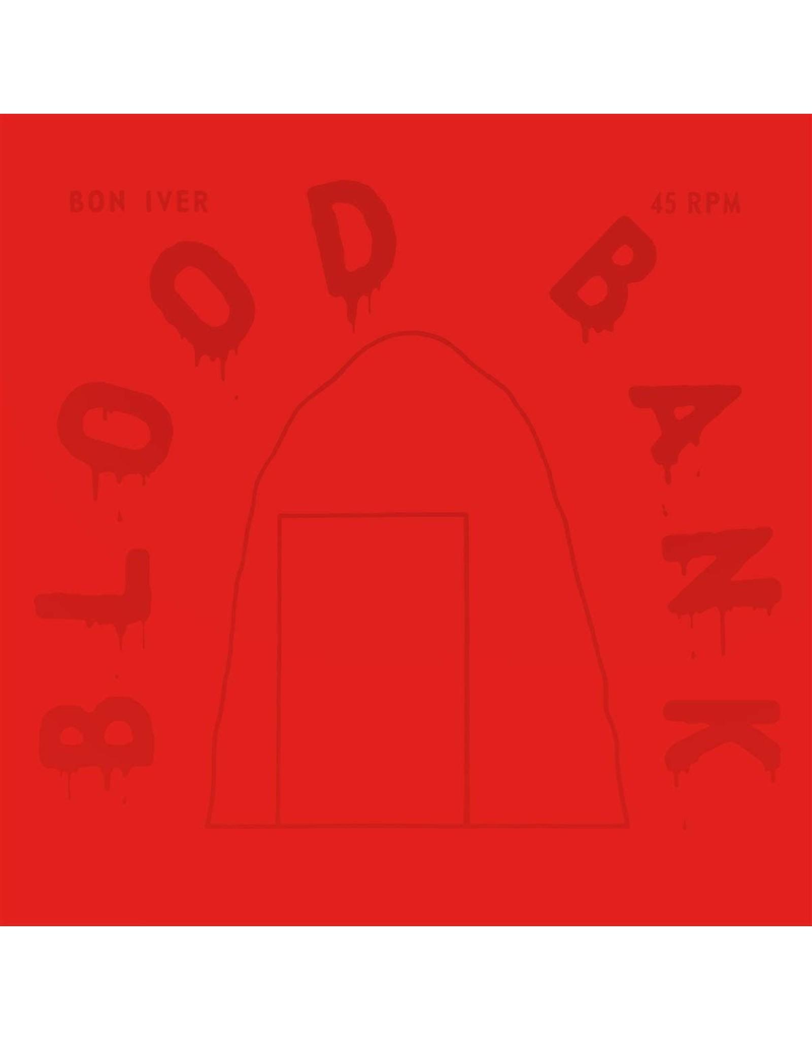 Bon Iver - Blood Bank CD