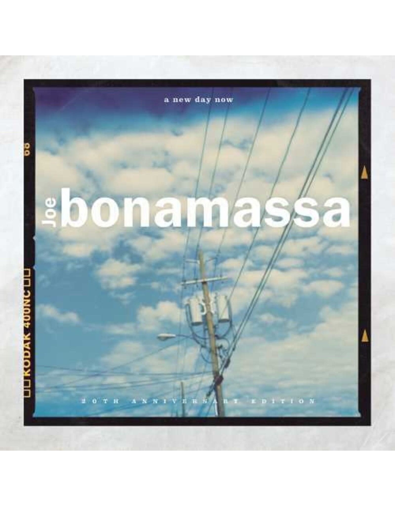 Bonamassa, Joe - A New Day Now (20th Anniversary Edition) CD