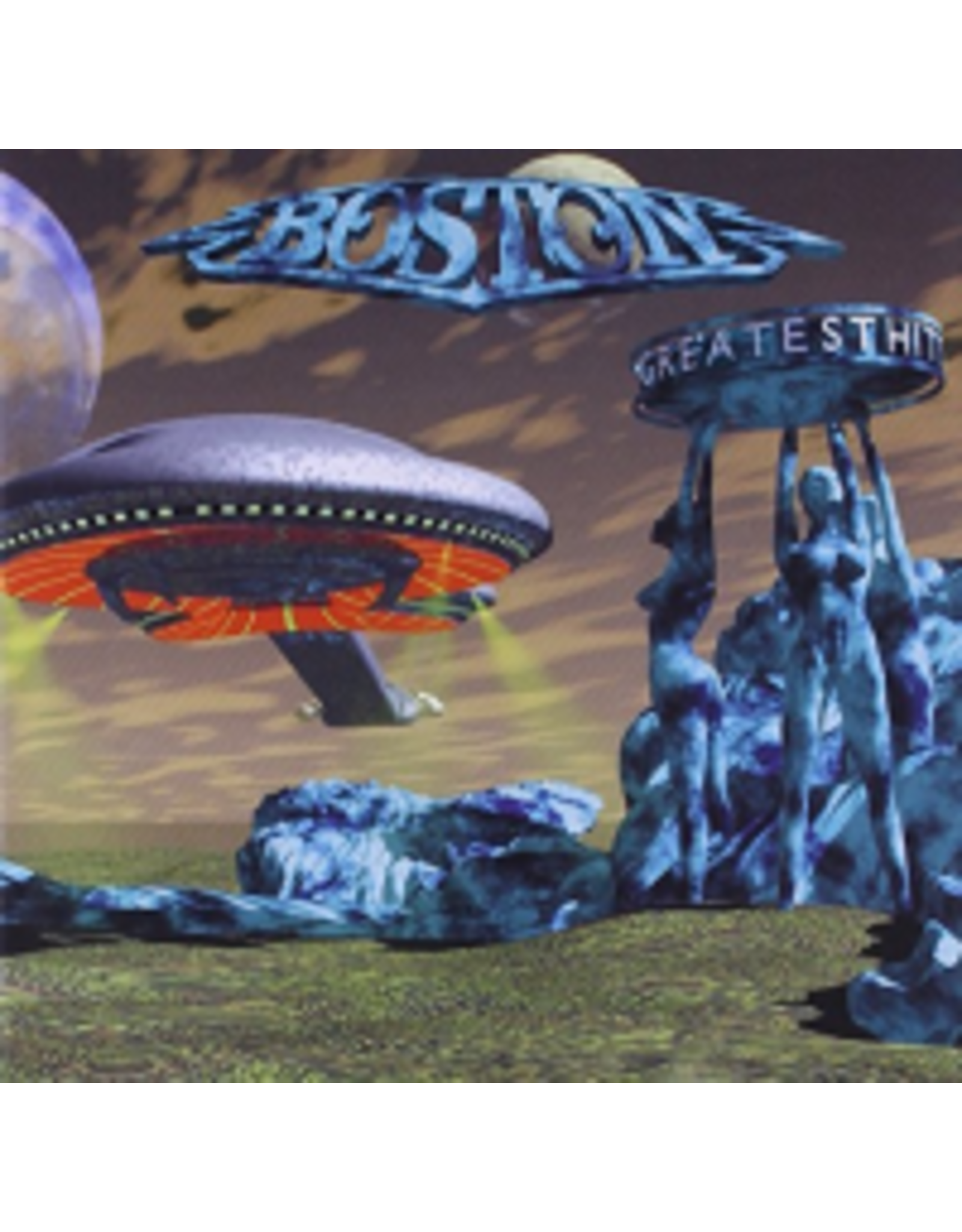 Boston - G/H CD