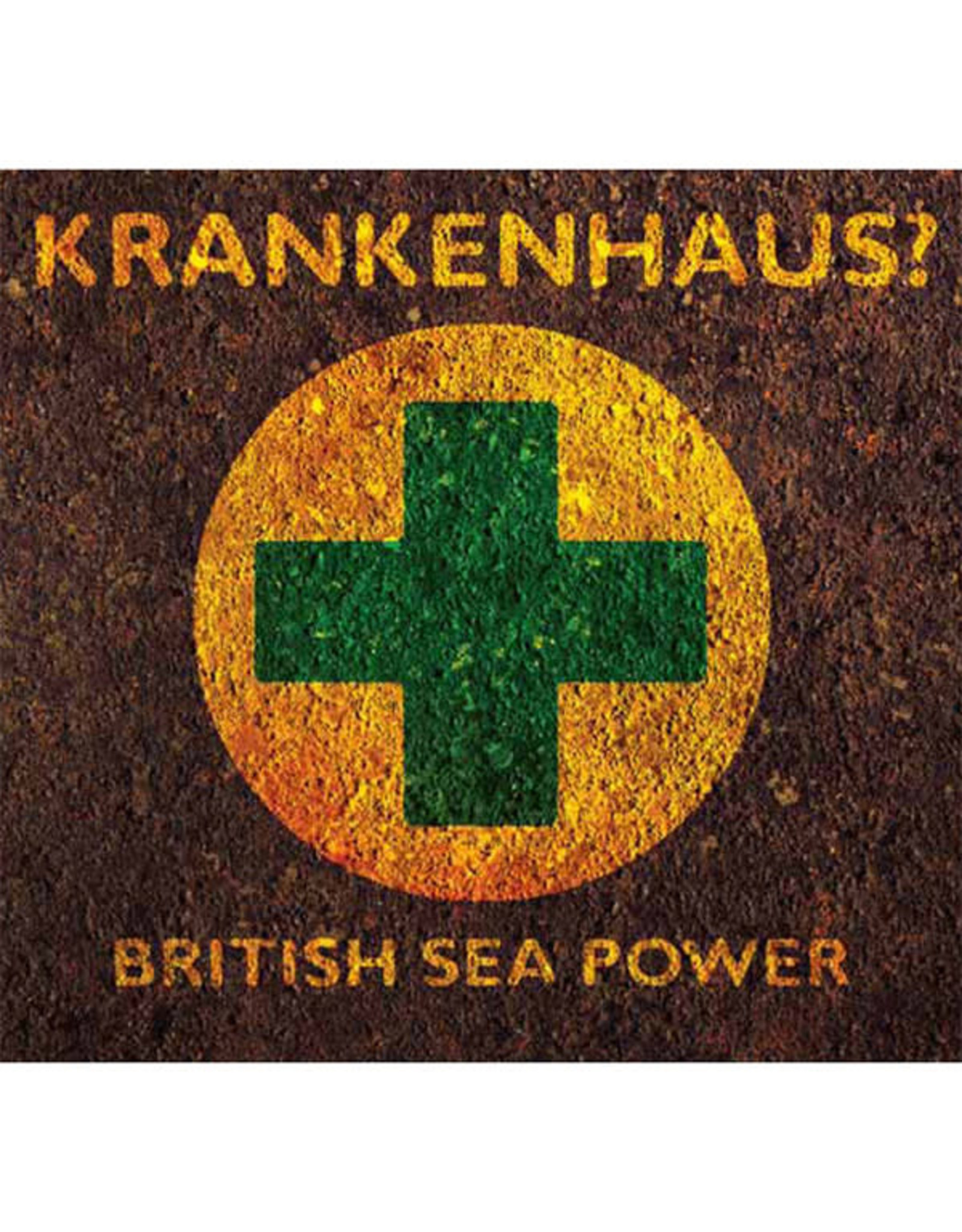 British Sea Power - Krankenhaus? CD