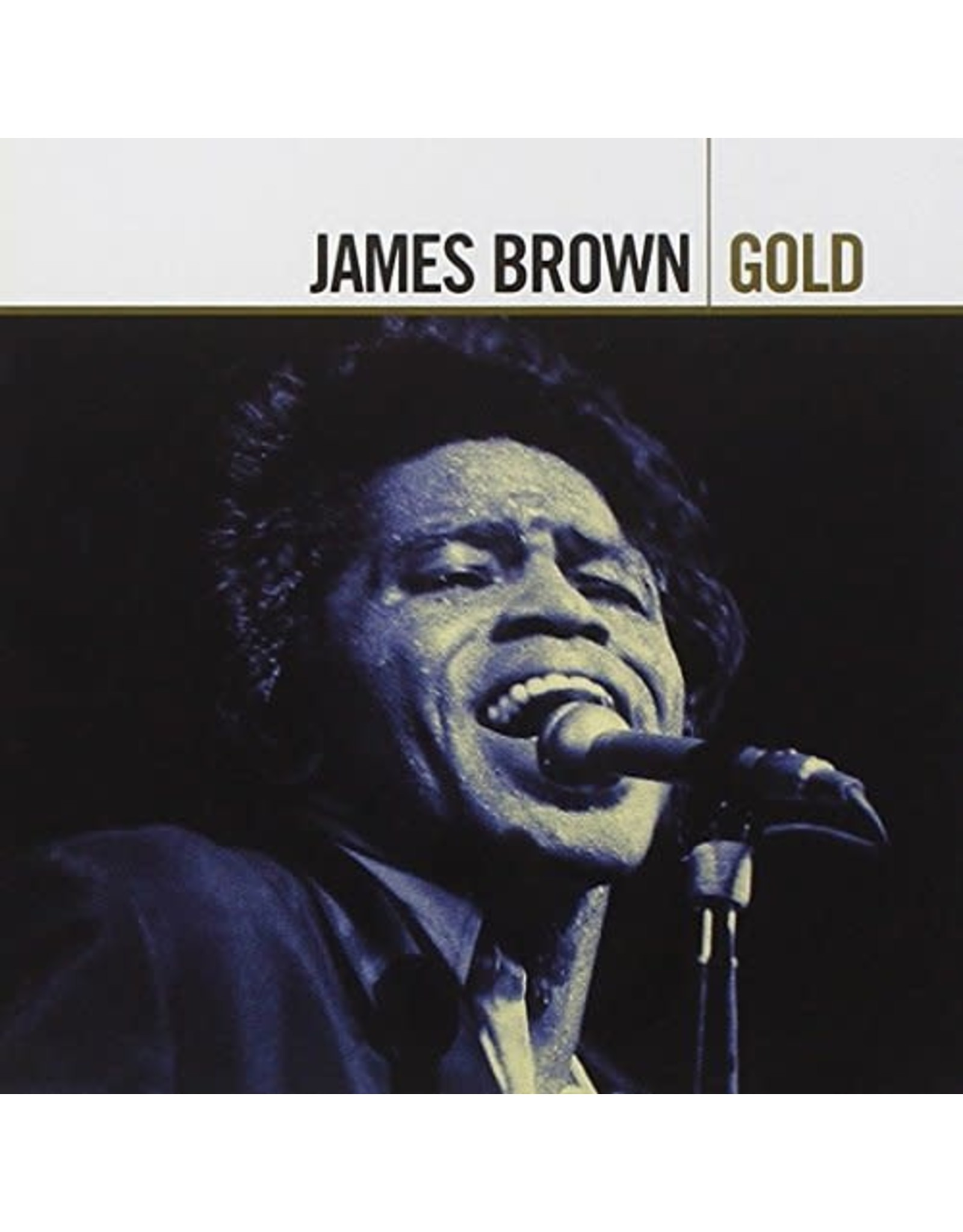 Brown, James - Gold CD