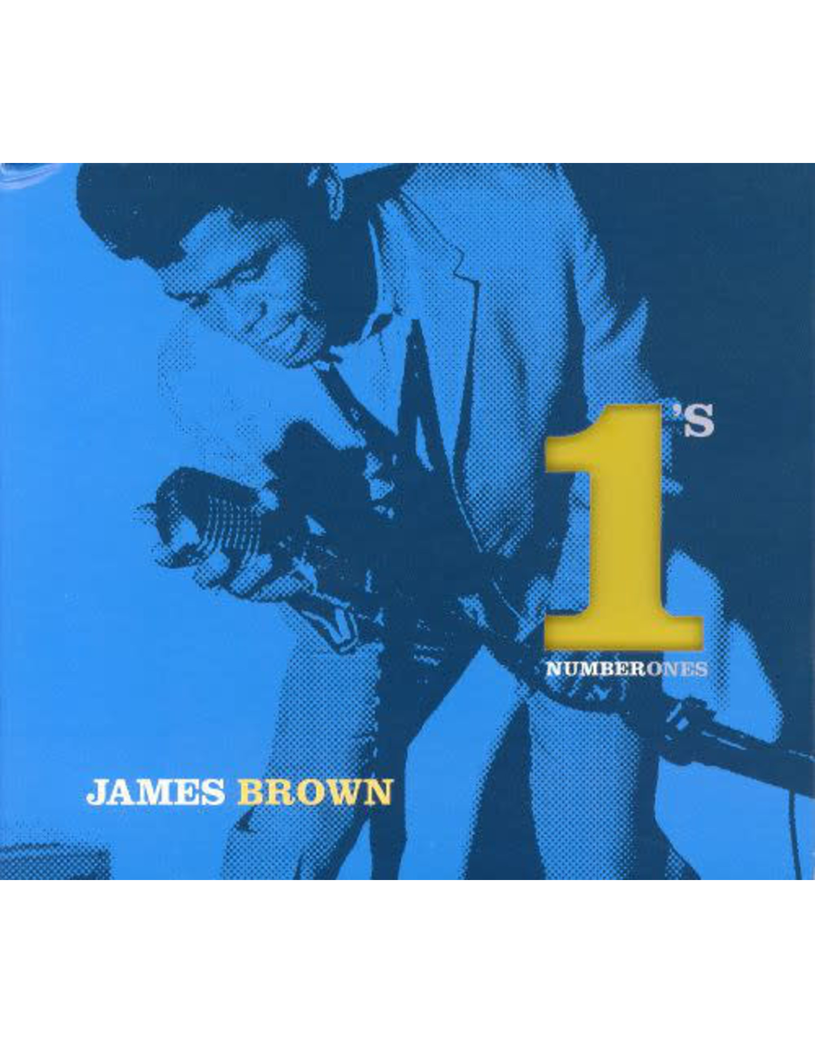 Brown, James - Number 1s CD