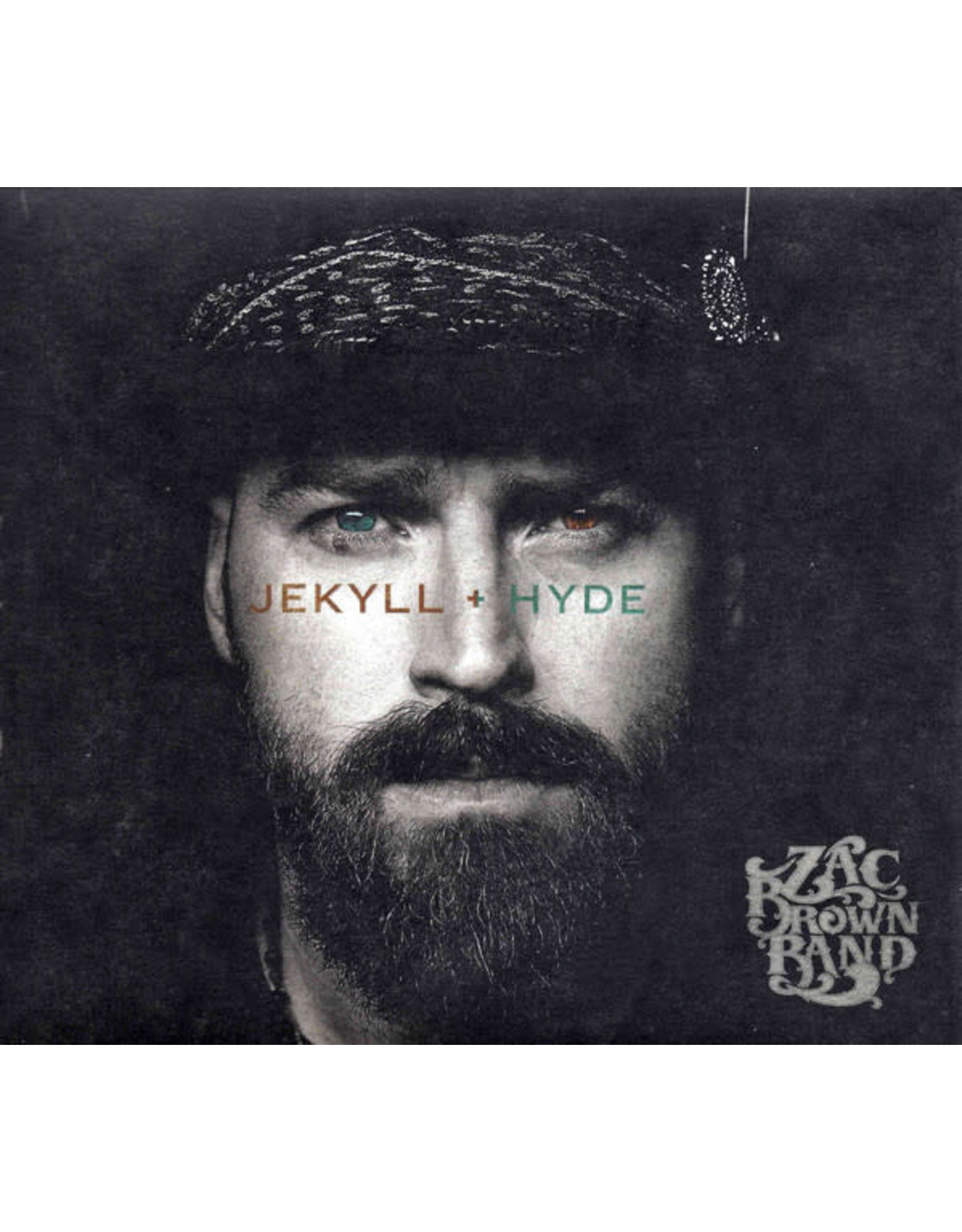 Brown, Zac, Band - Jekyll + Hyde CD