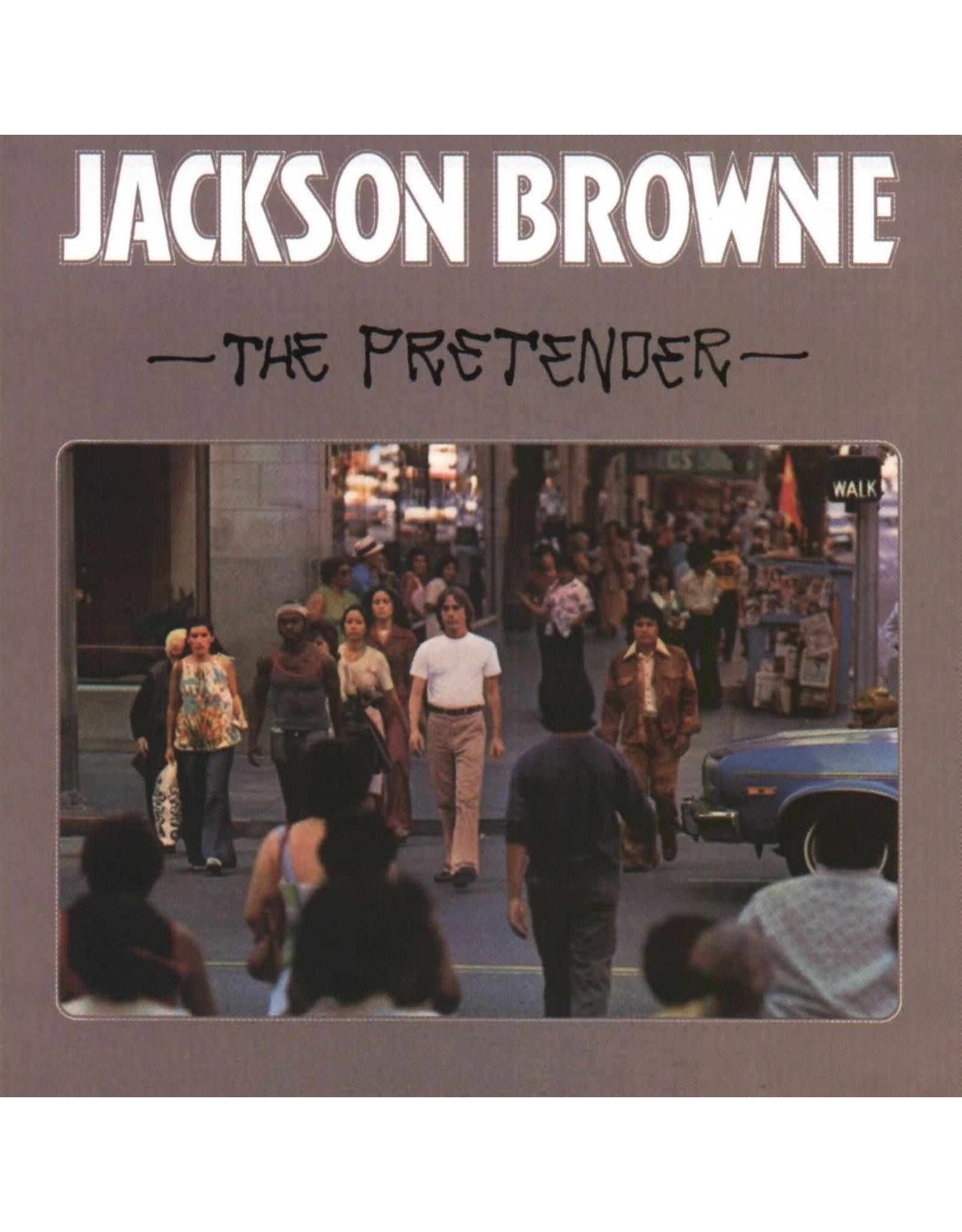Browne, Jackson - The Pretender CD