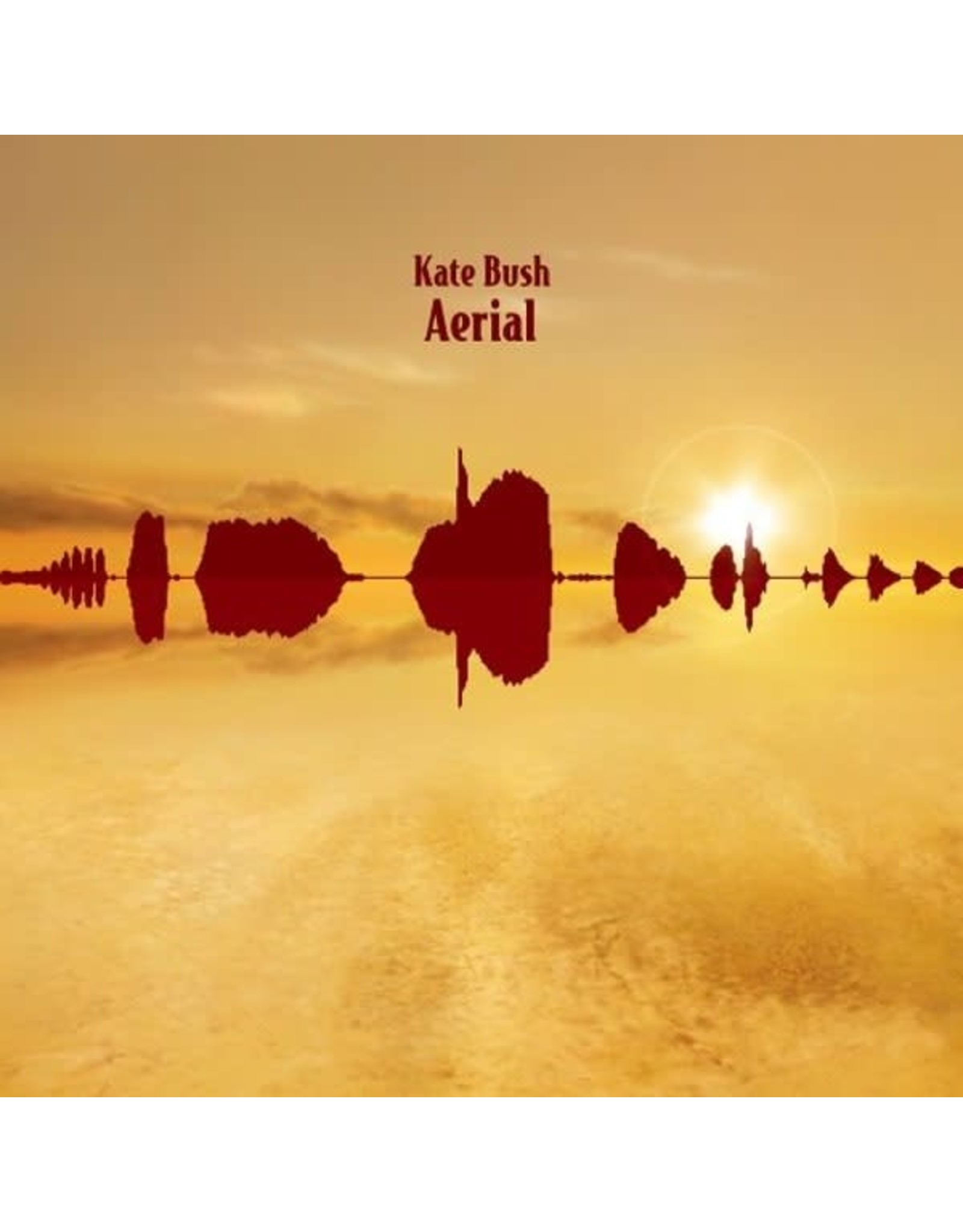 Bush, Kate - Aerial CD