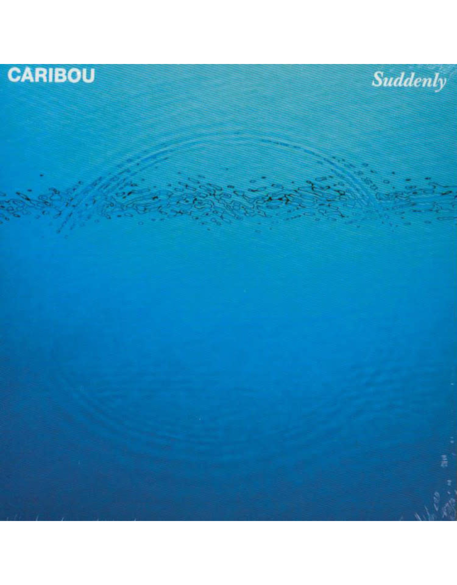 Caribou - Suddenly CD