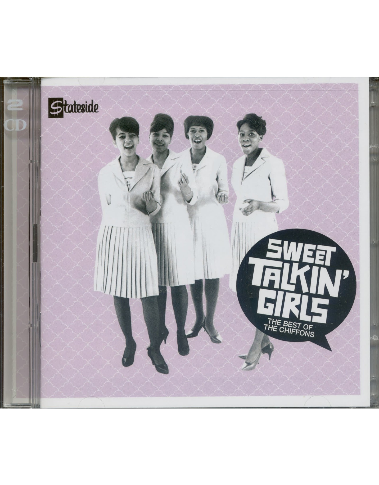 Chiffons - Sweet Talkin' Girls: The Best Of CD