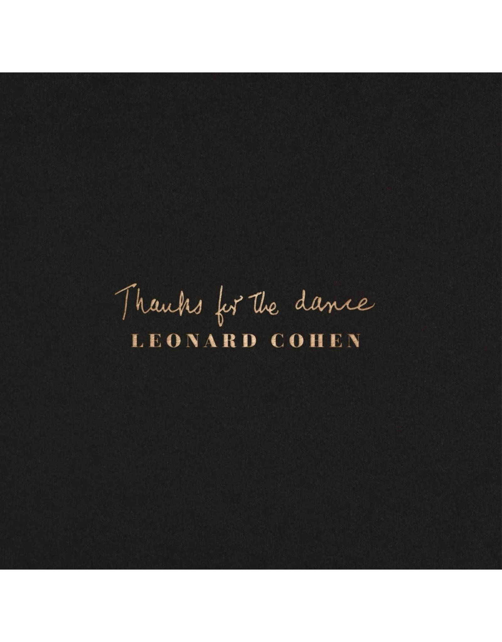 Cohen, Leonard - Thanks for the Dance CD