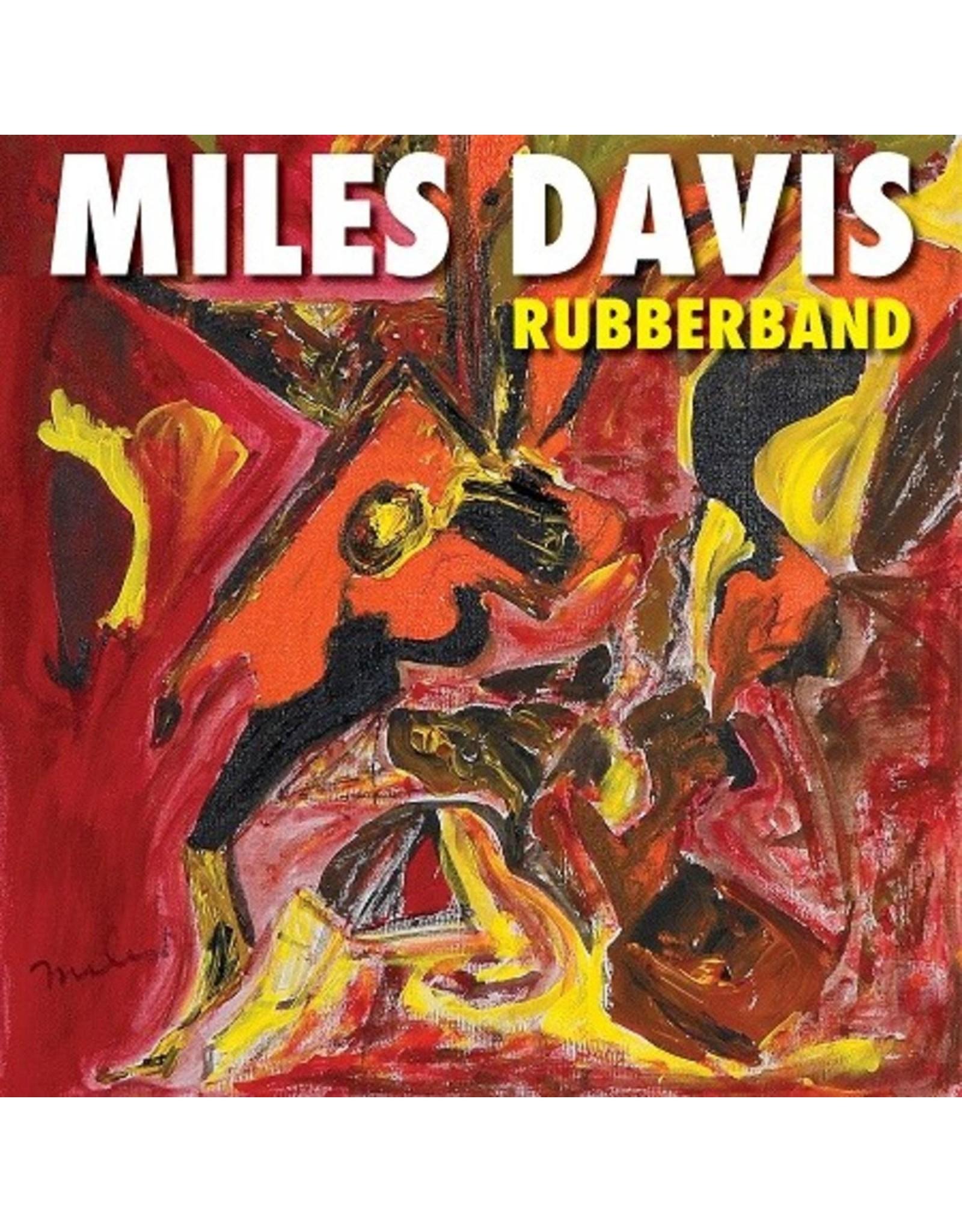 Davis, Miles - Rubberband CD
