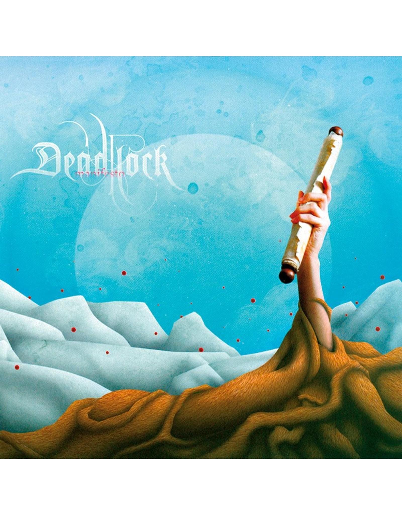 Deadlock - Manifesto (Ltd.) CD