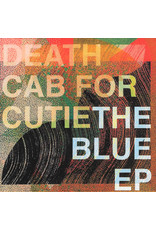 Death Cab For Cutie - The Blue EP CD
