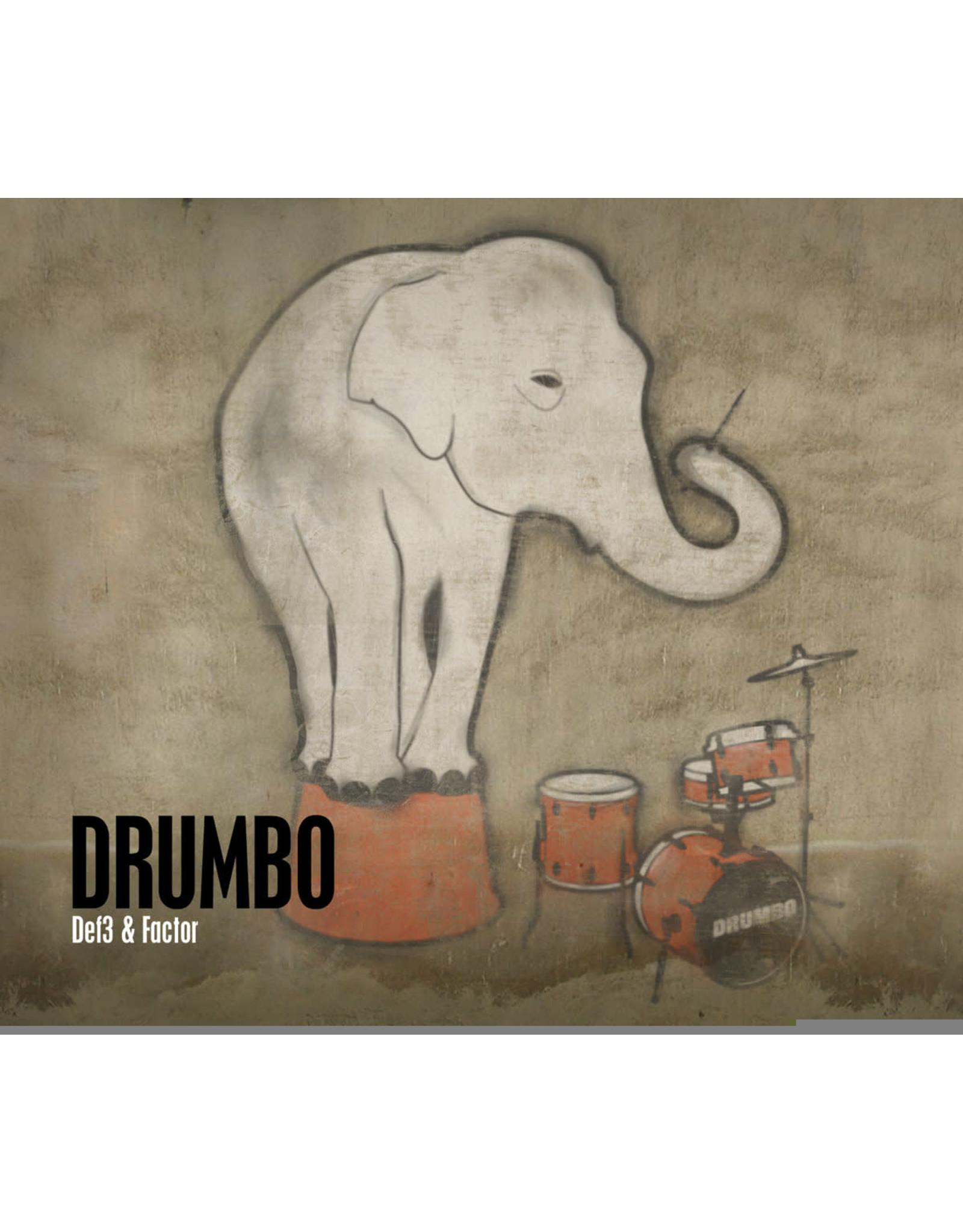 Def3 & Factor - Drumbo CD