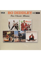 Diddley, Bo - Five Classic Albums CD