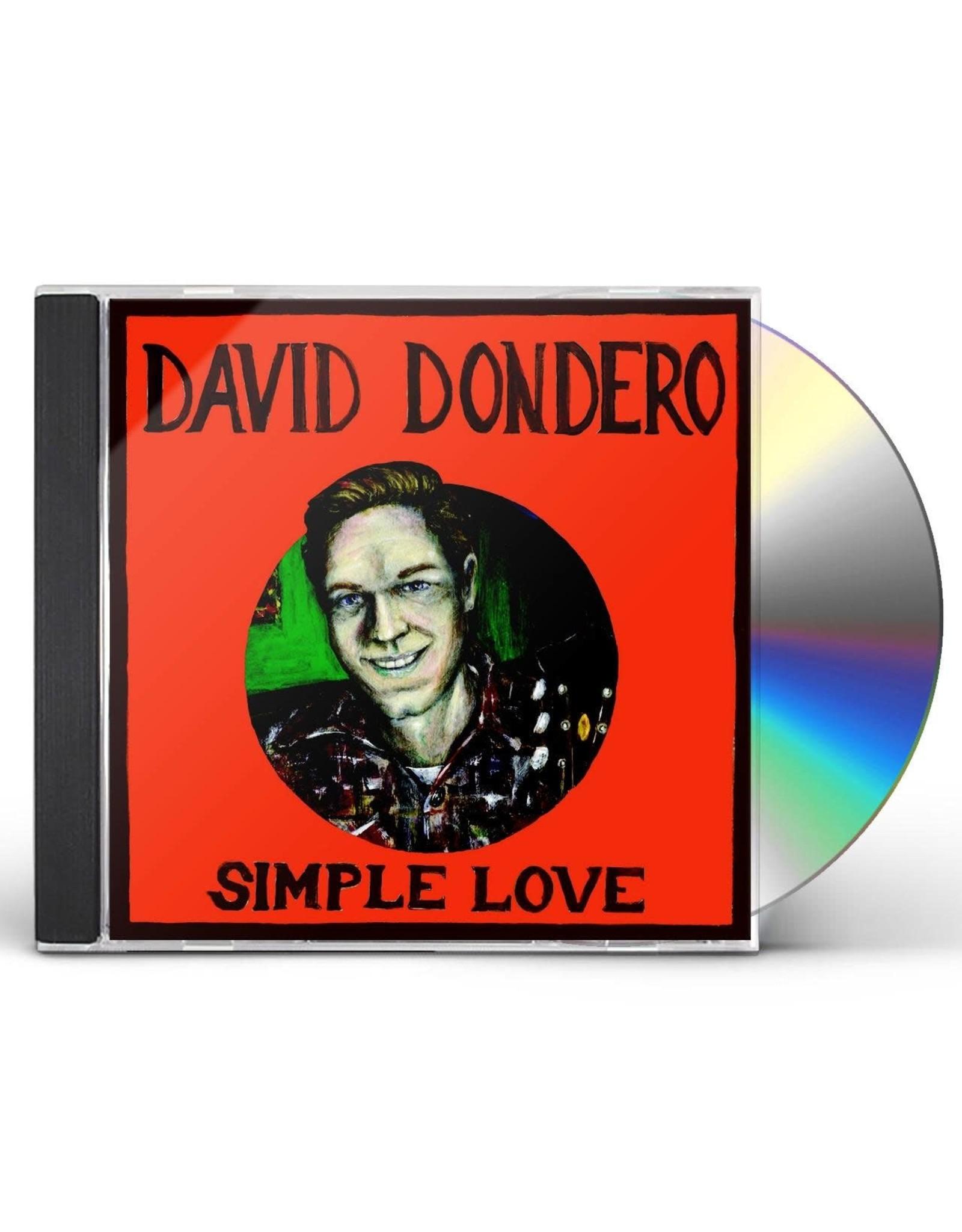 Dondero, David - Simple Love CD
