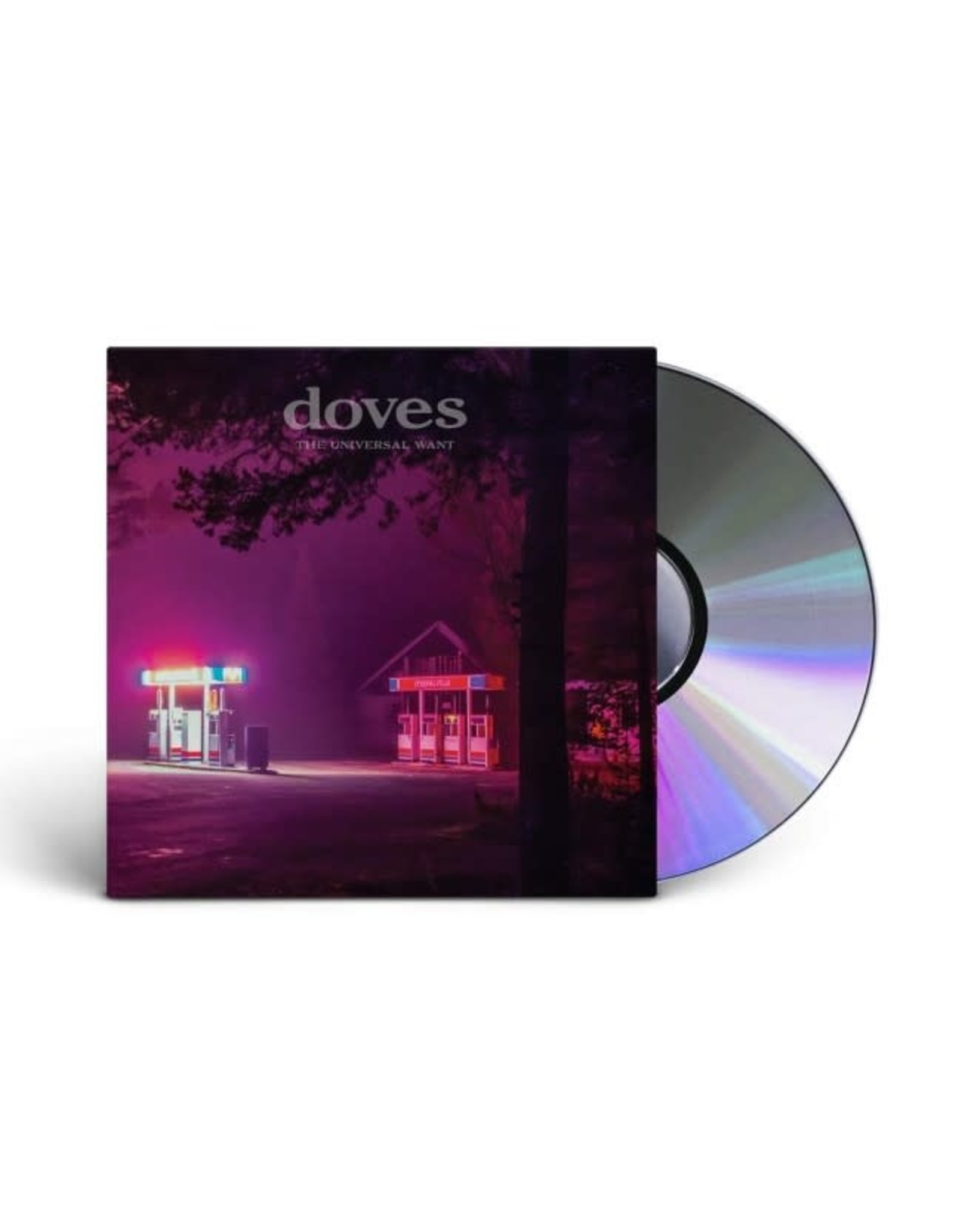 Doves - The Universal Mint CD