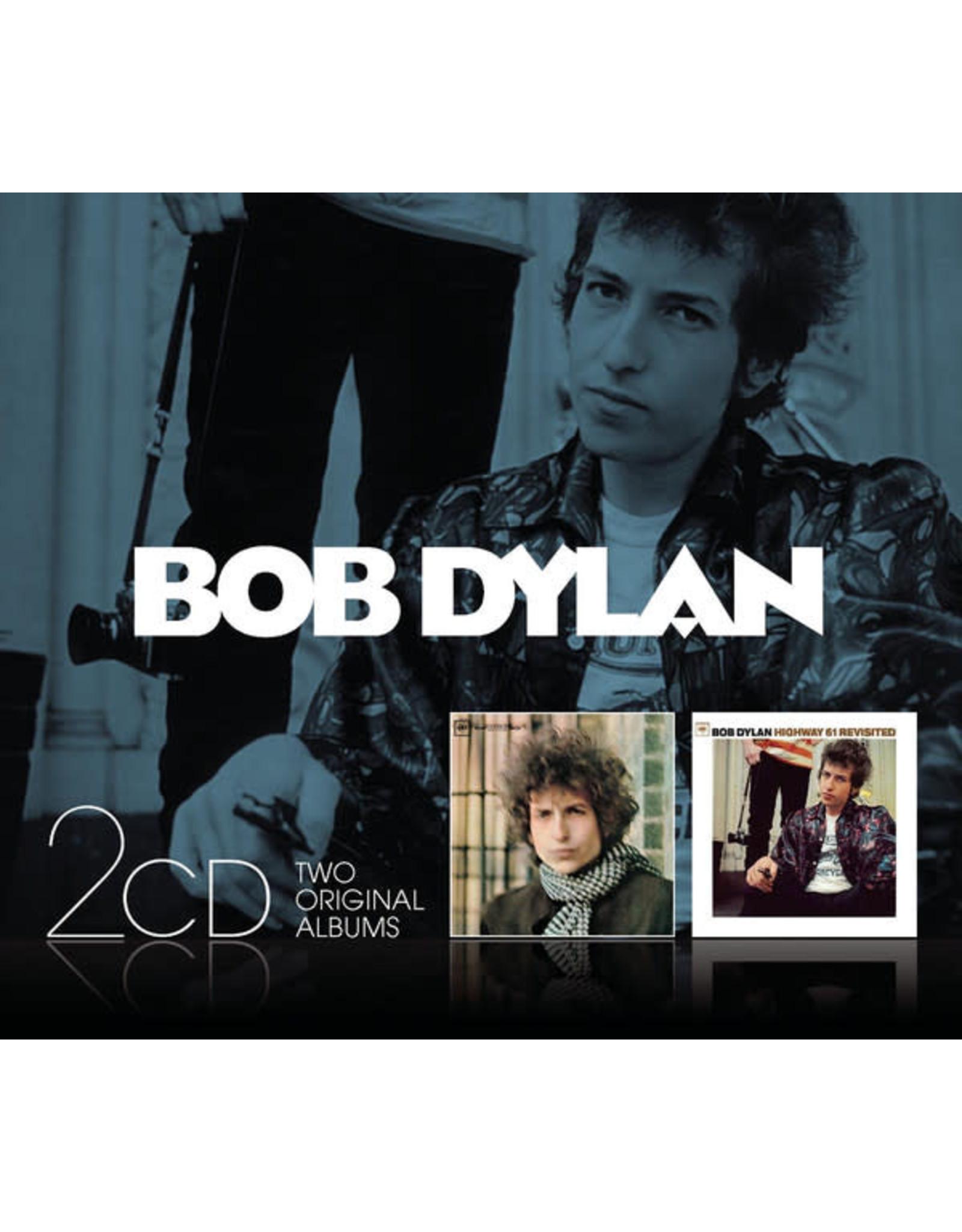 Dylan, Bob - Highway 61 Revisited/Blonde On Blonde CD