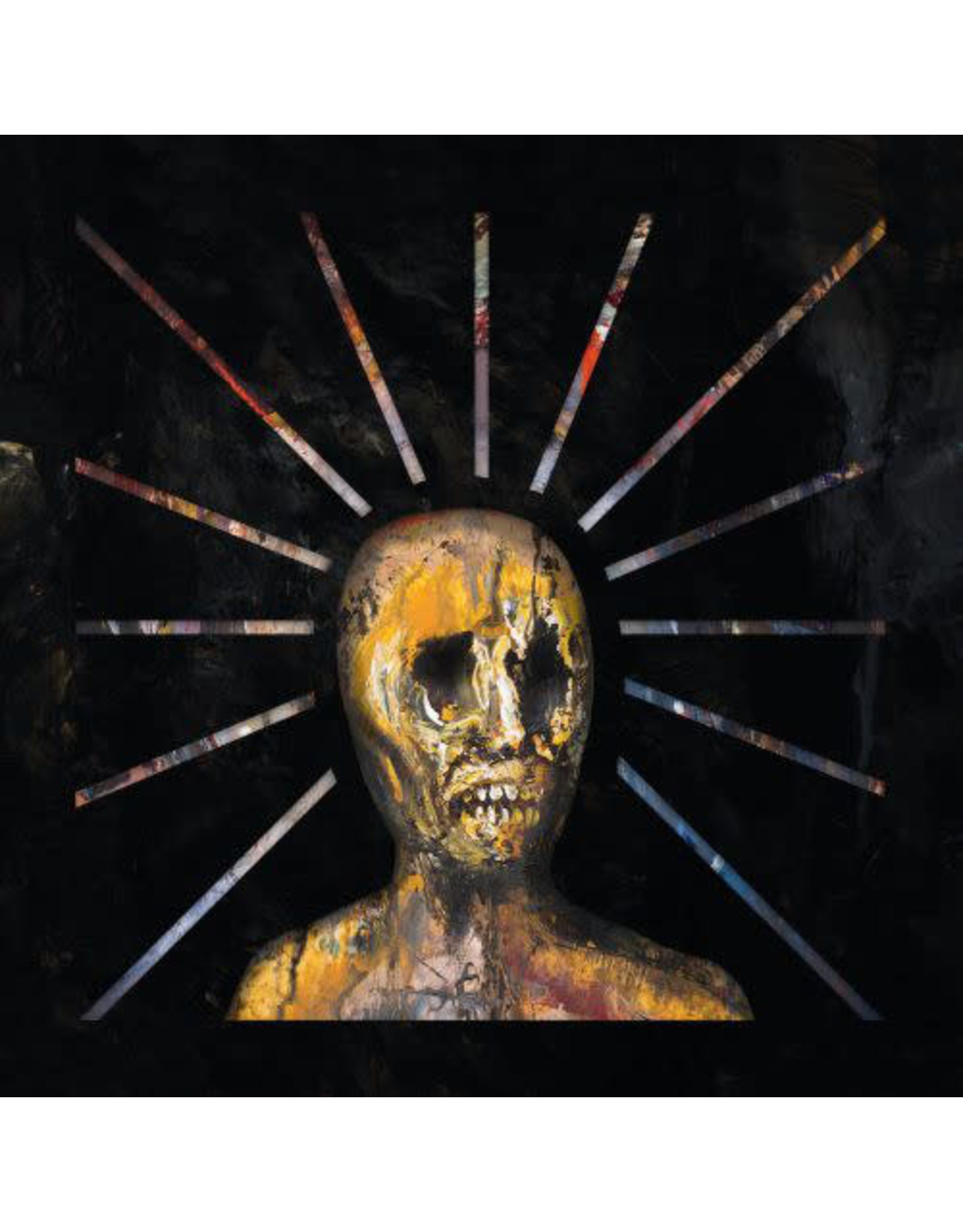 End - Splinters From An Ever Changing Face CD