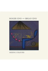 Eno, Brian & Roger - Mixing Colours CD