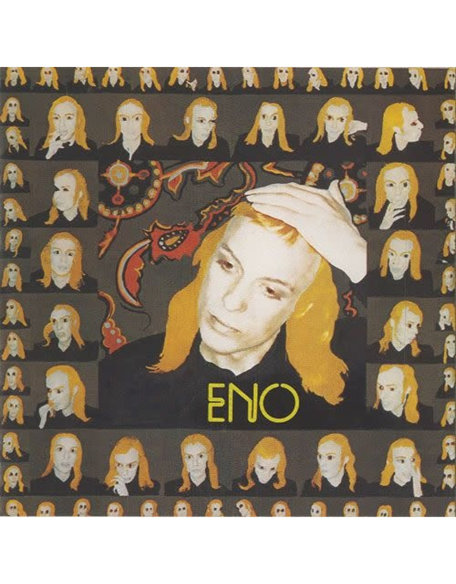 Eno, Brian - Taking Tiger Mountain (By Strategy) CD