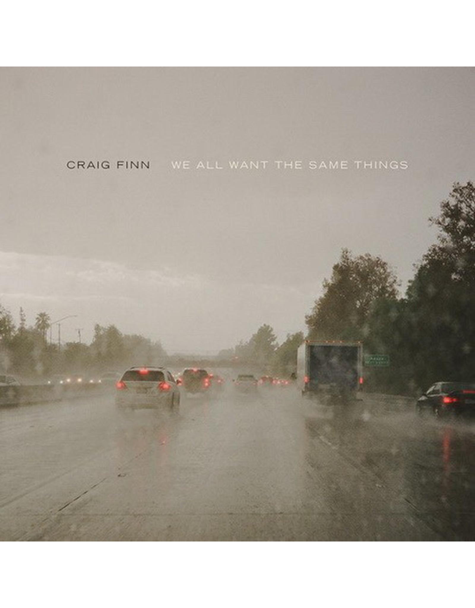 Finn, Craig - We All Want The Same Things CD