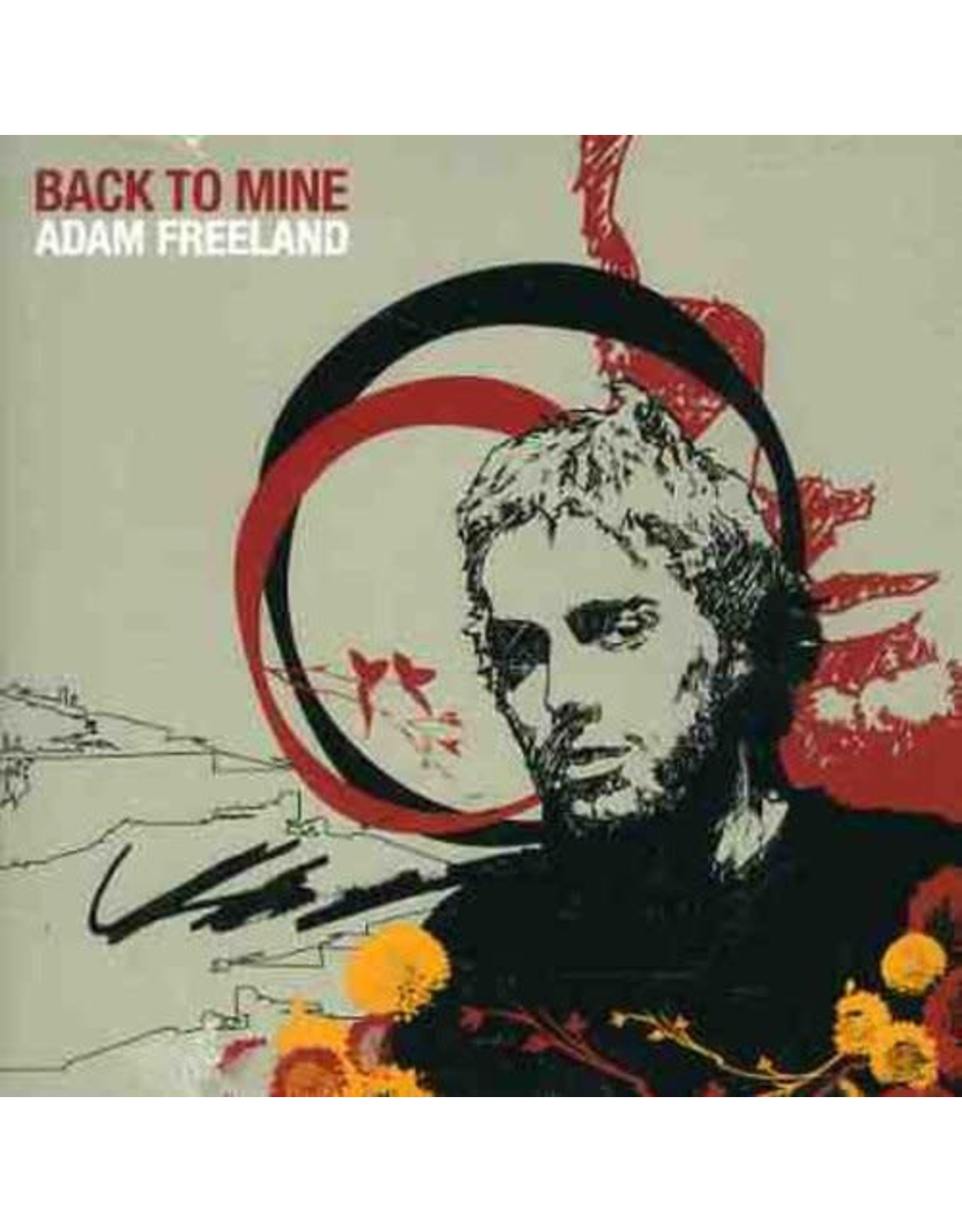 Freeland, Adam - Back To Mine CD