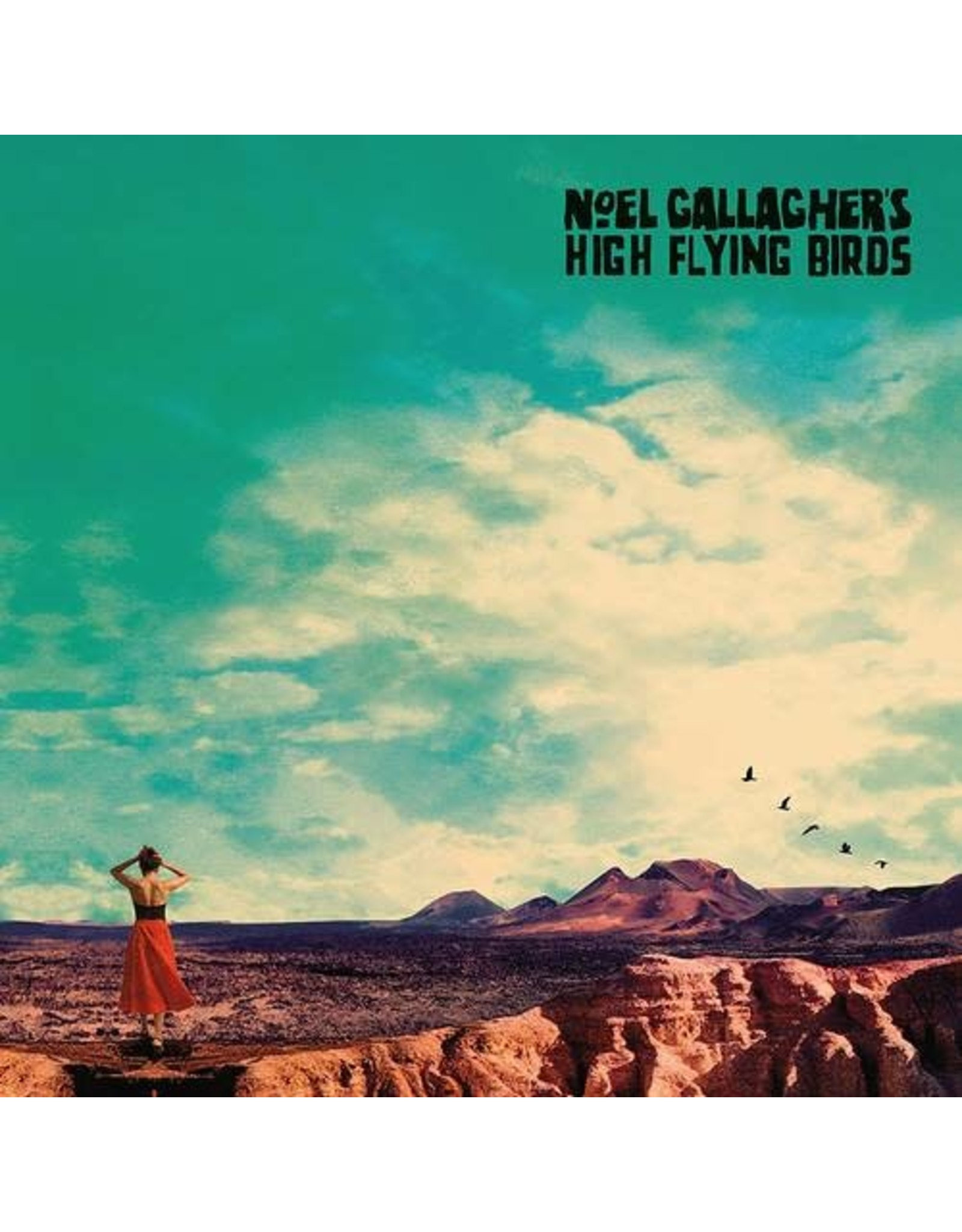 Gallagher, Noel - Who Built the Moon? CD