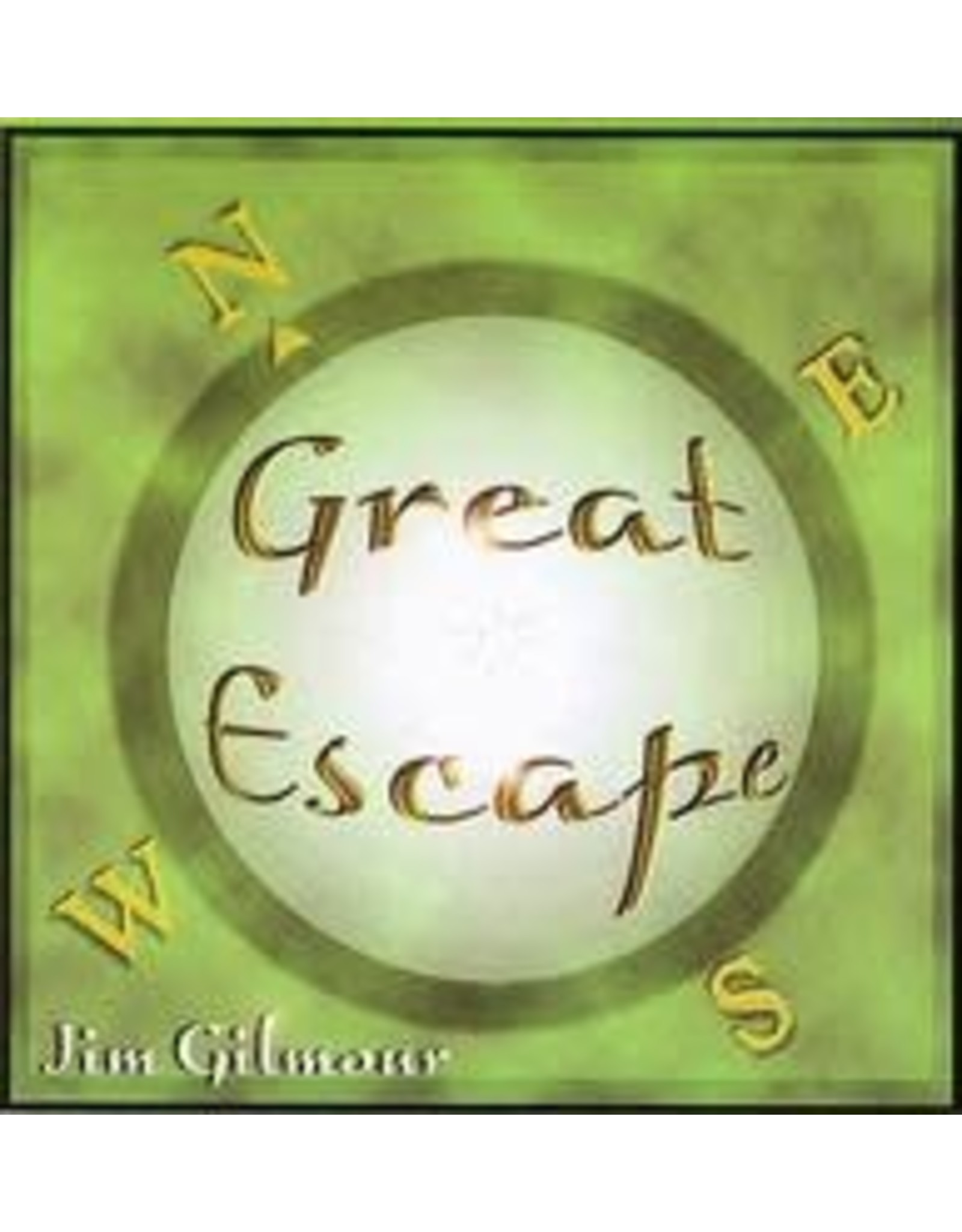 Gilmour, John (Saga) - Great Escape CD