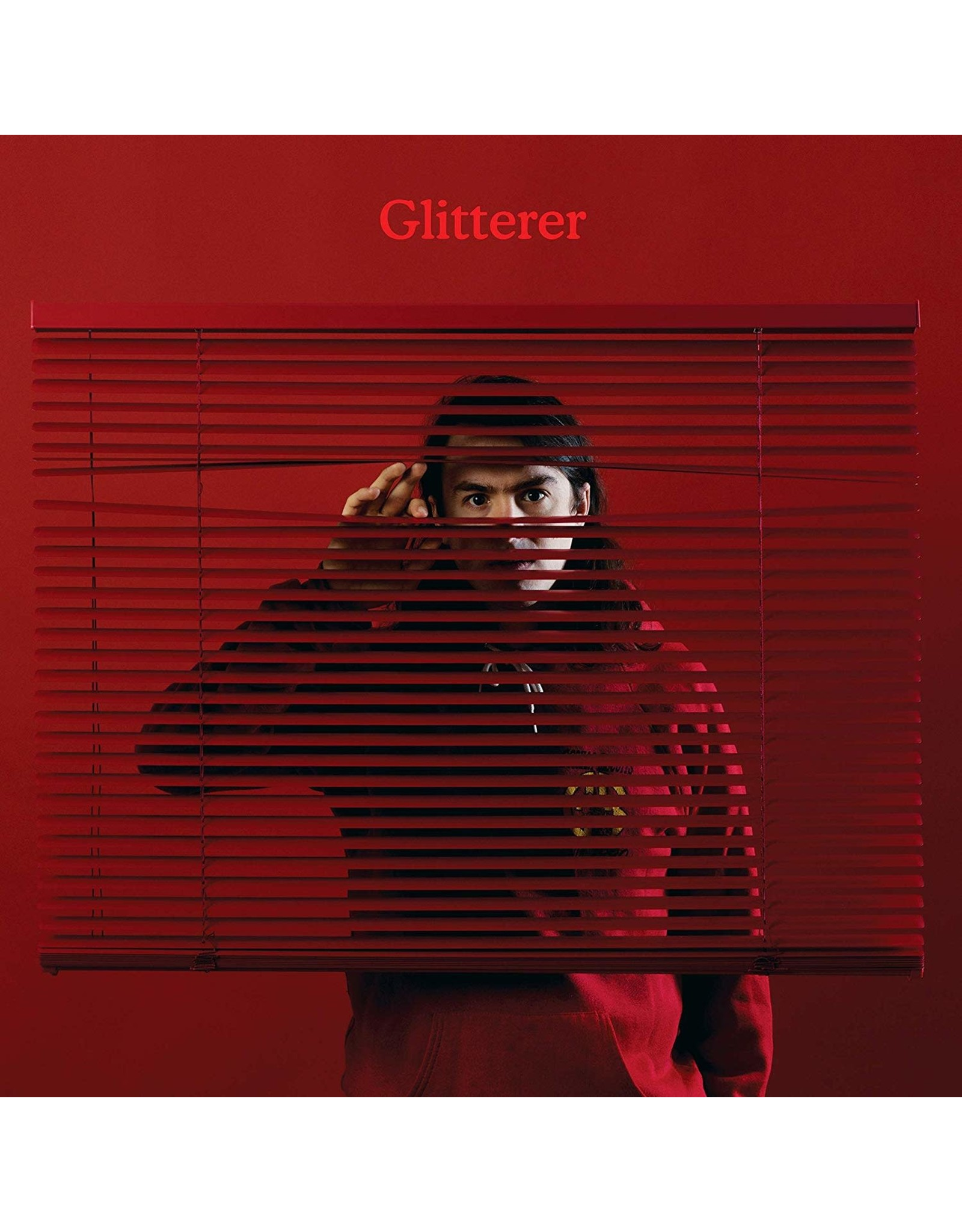 Glitterer - Looking Through the Shades CD