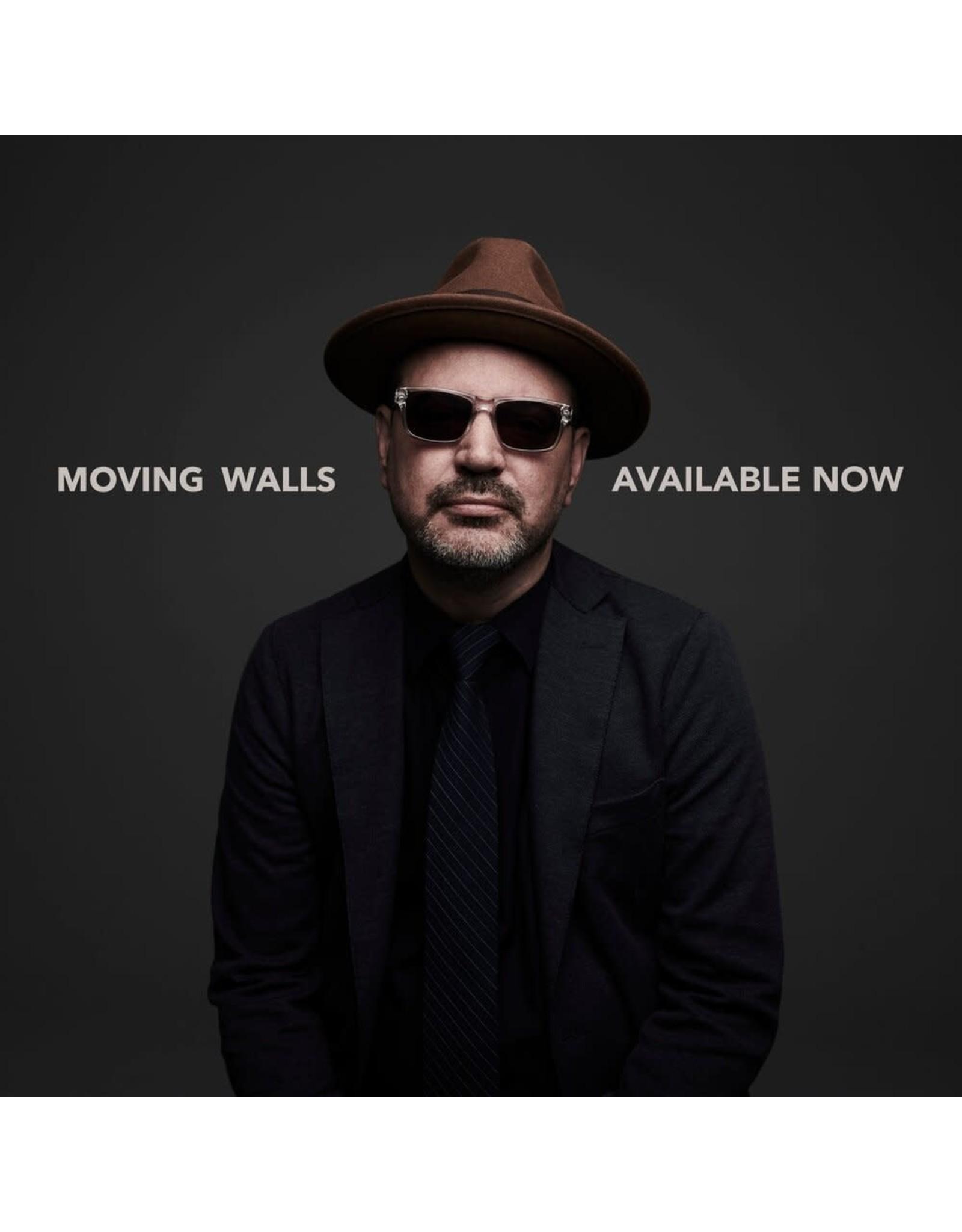 Good, Matthew - Moving Walls CD