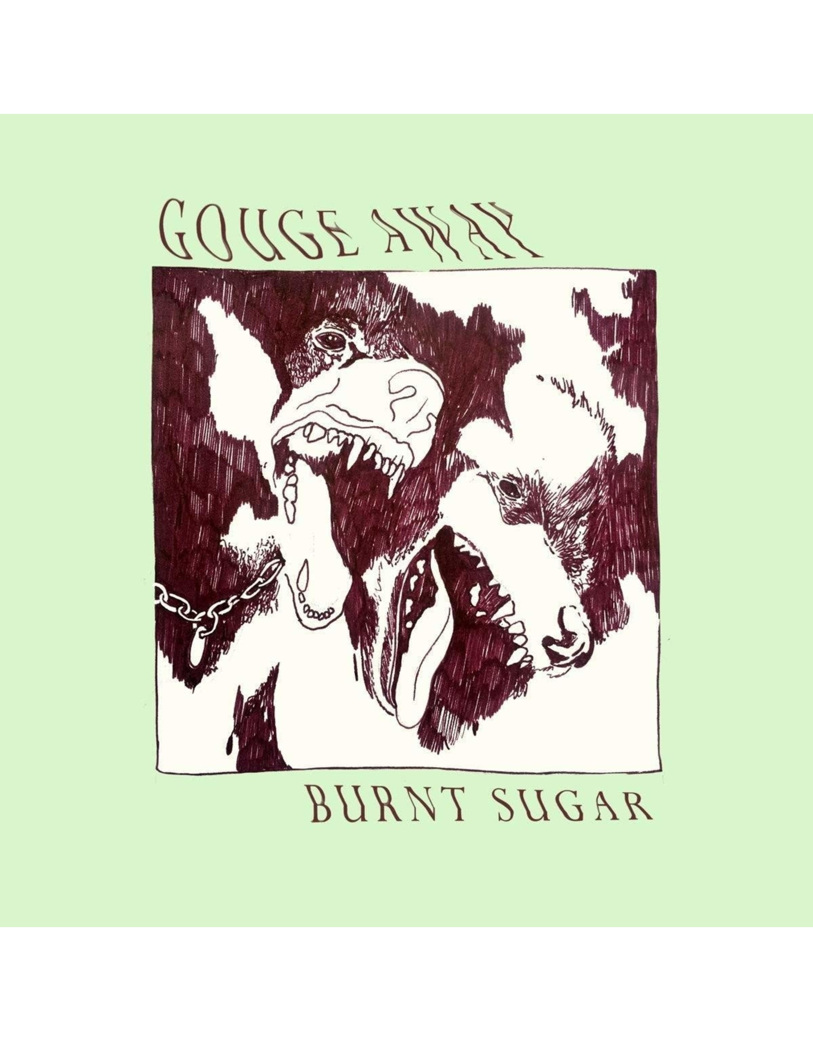 Gouge Away - Burnt Sugar CD