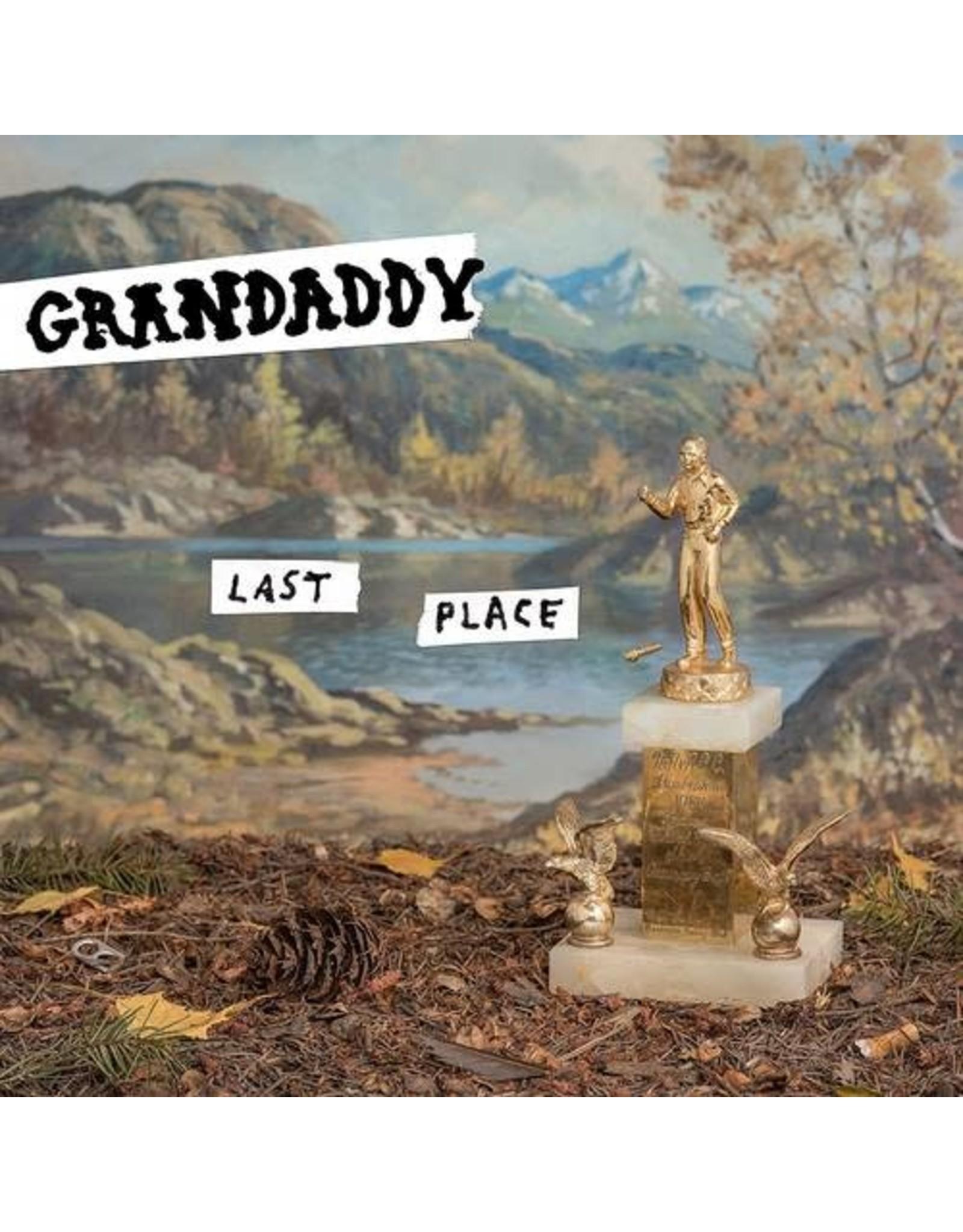 Grandaddy - Last Place CD