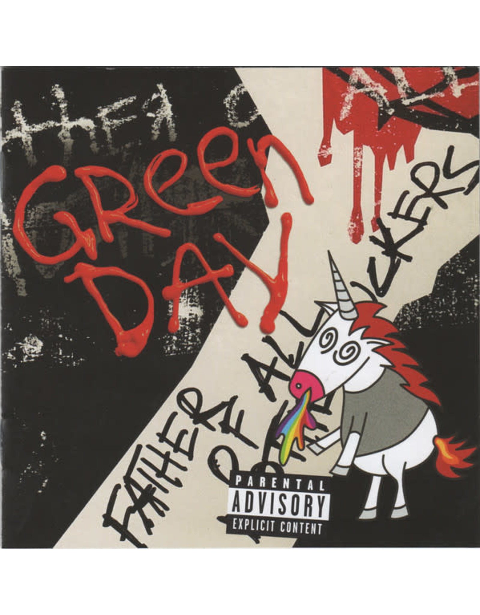 Green Day - Father of All CD