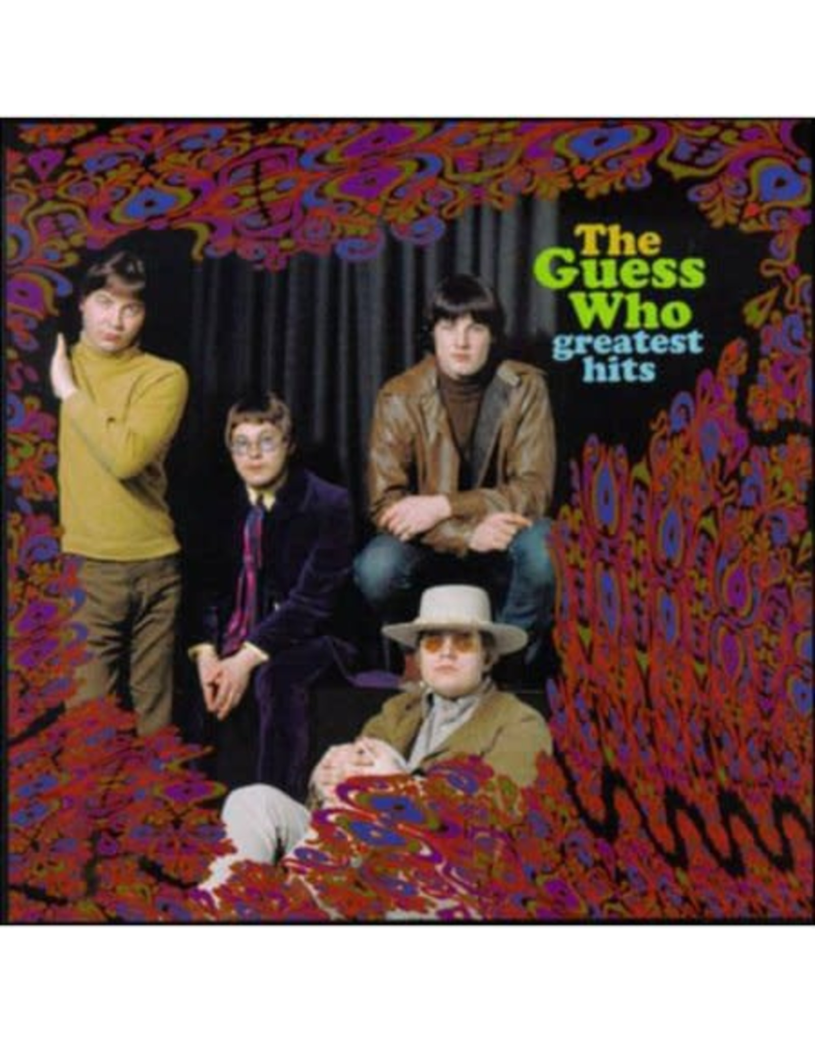 Guess Who - Greatest Hits CD