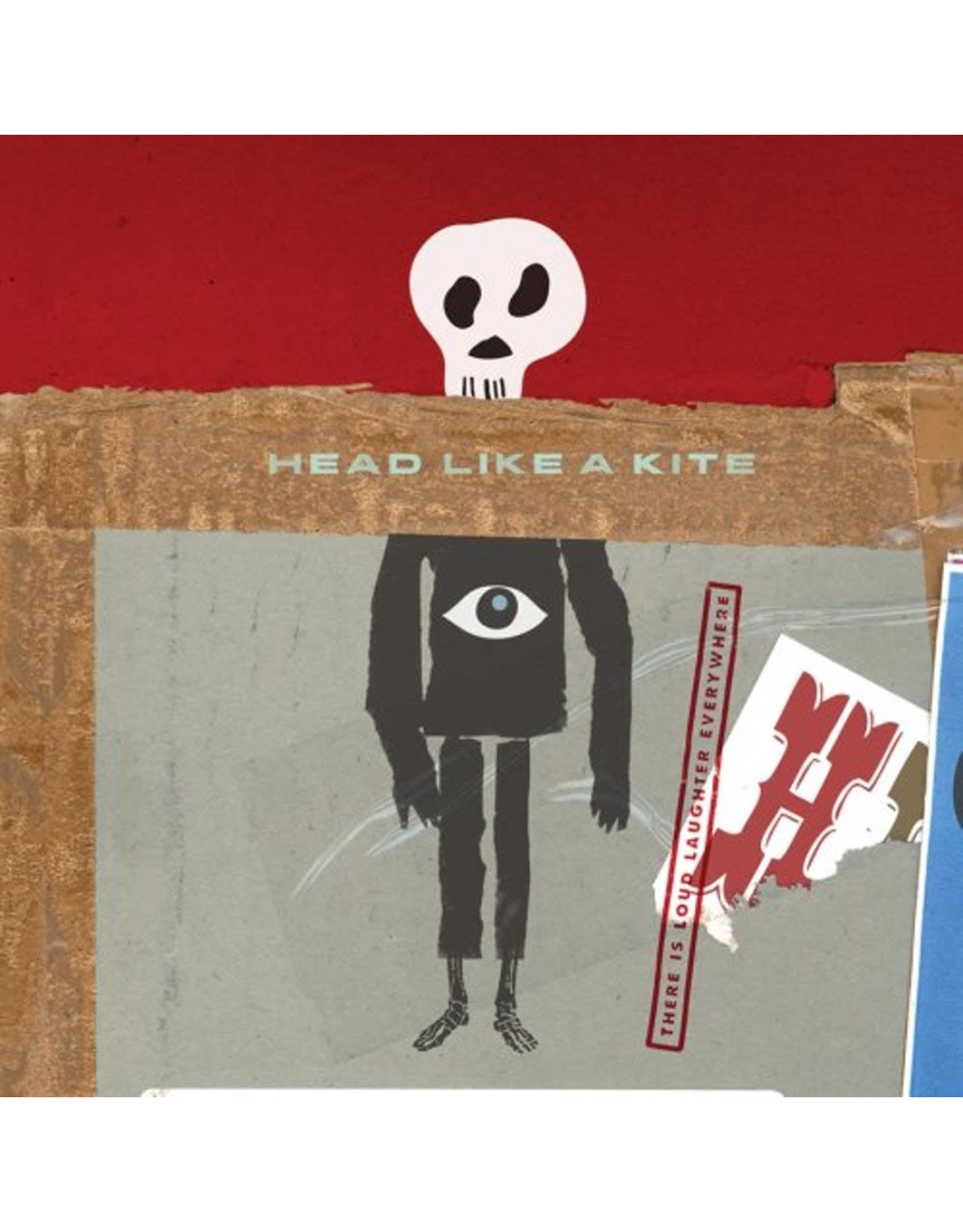Head Like A Kite - There Is Loud Laughter Everywhere CD