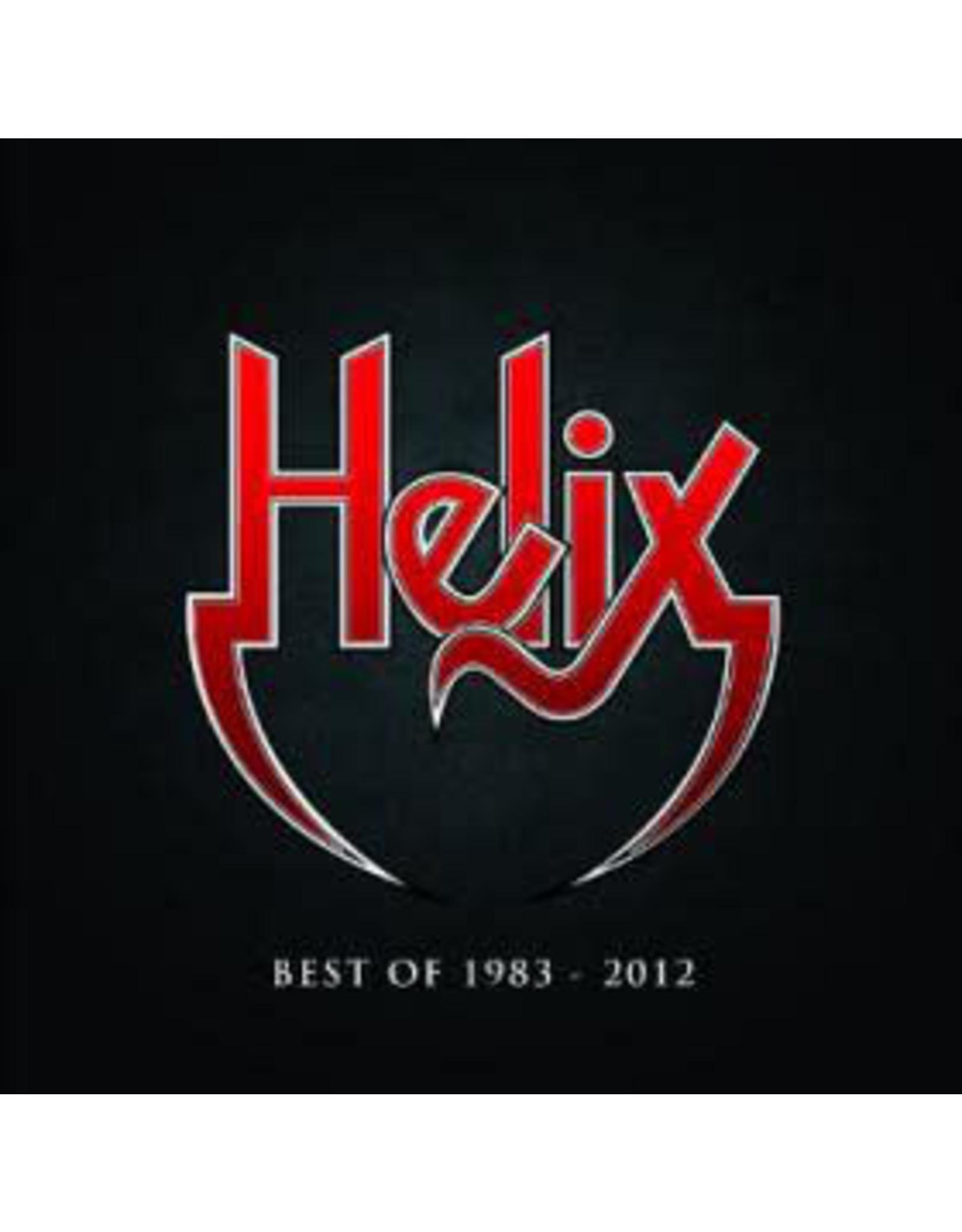 Helix - Best of 1983-2012 CD