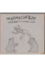 Henry Clay People - Somewhere on the Golden Coast CD