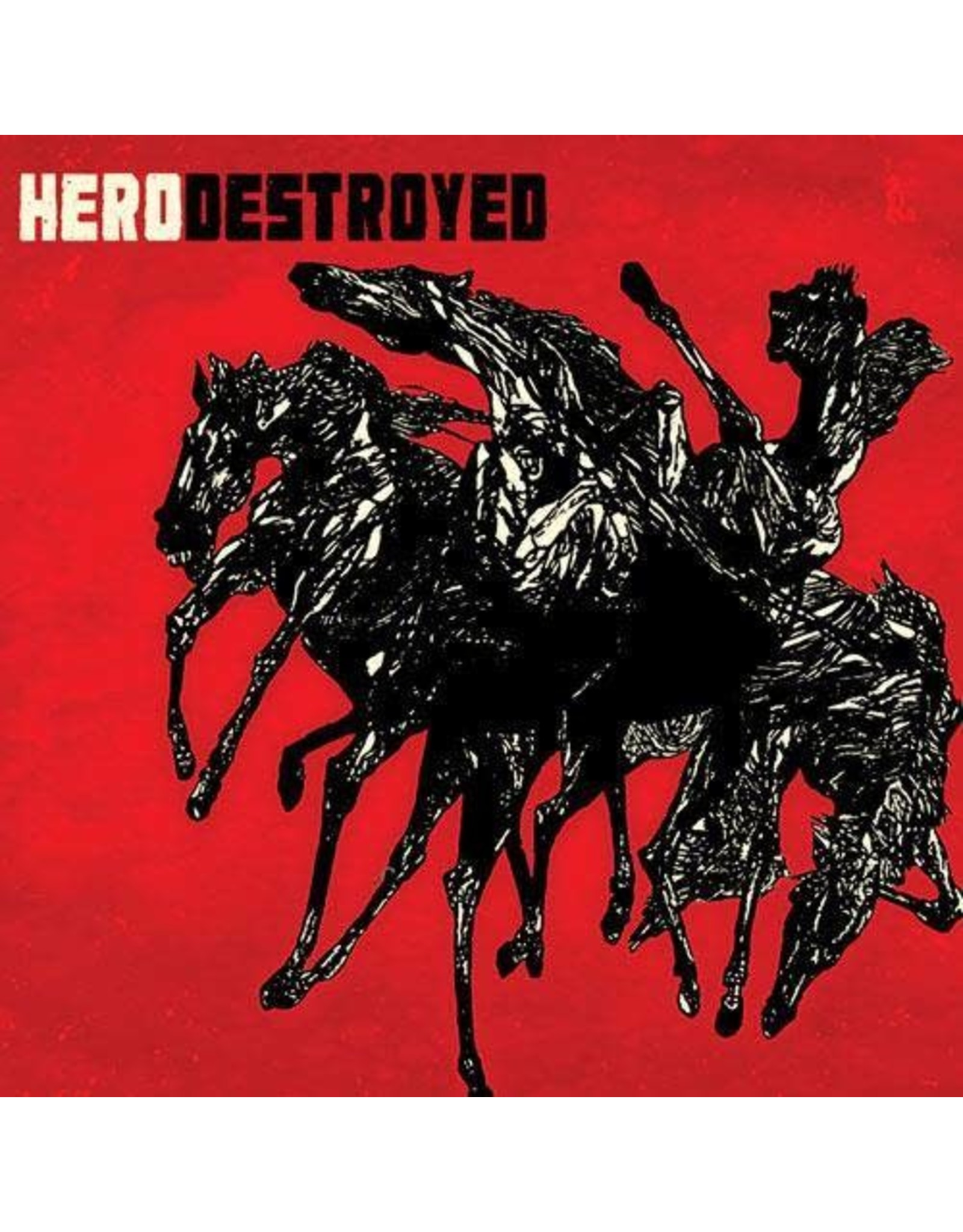 Hero Destroyed - Hero Destroyed EP CD