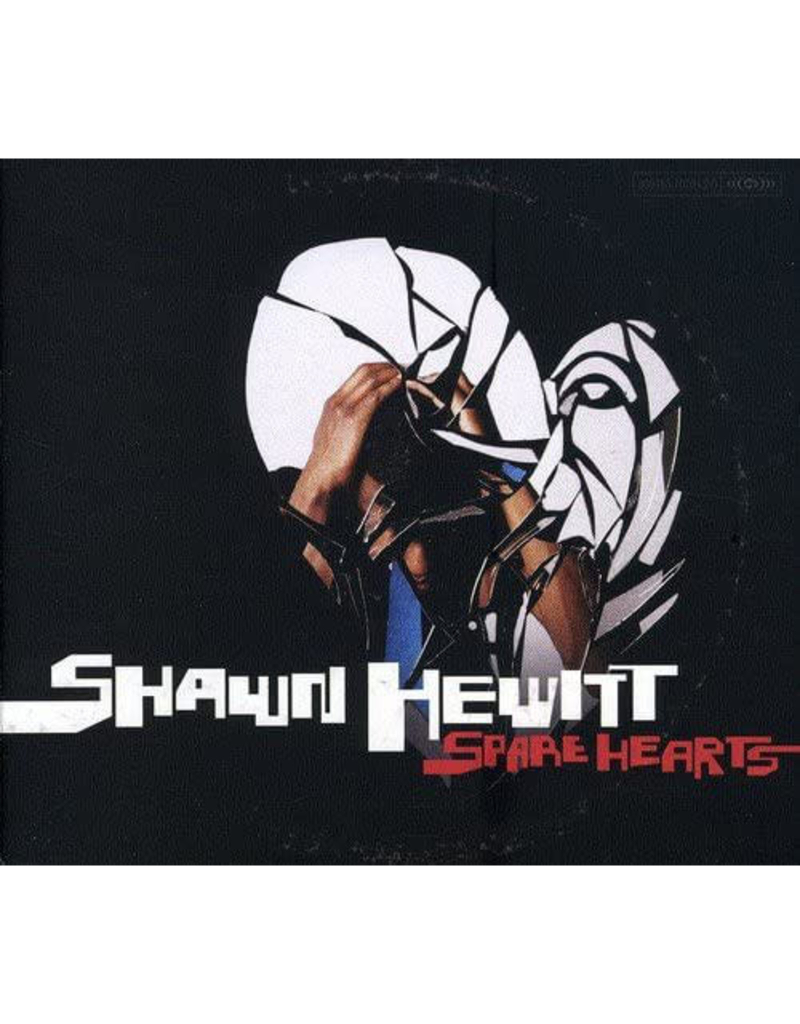 Hewitt, Shawn - Spare Hearts CD