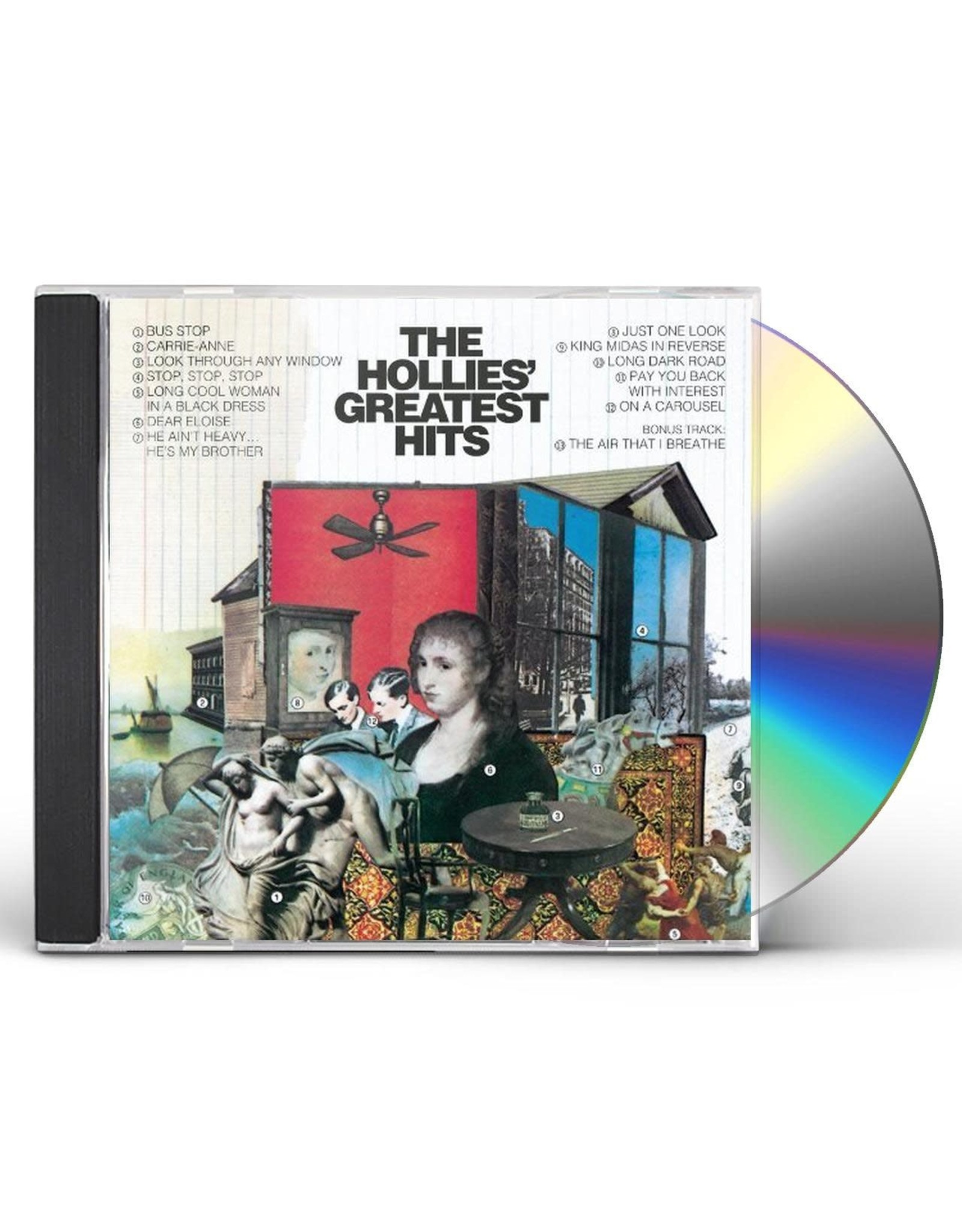 Hollies - Greatest Hits CD