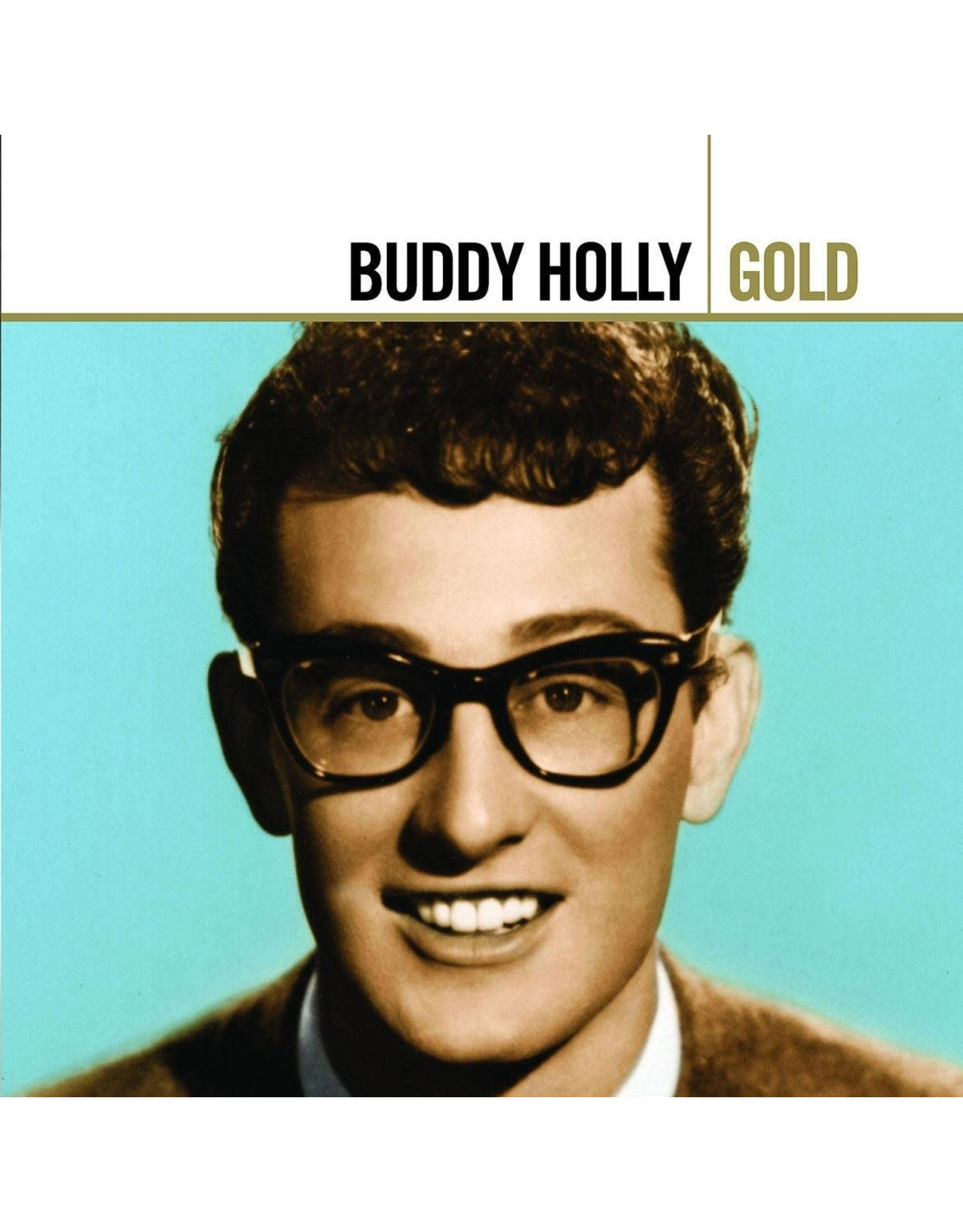 Holly, Buddy - Gold CD