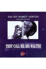 "Horton, Walter ""Shakey"" - They Call Me Big Walter CD"