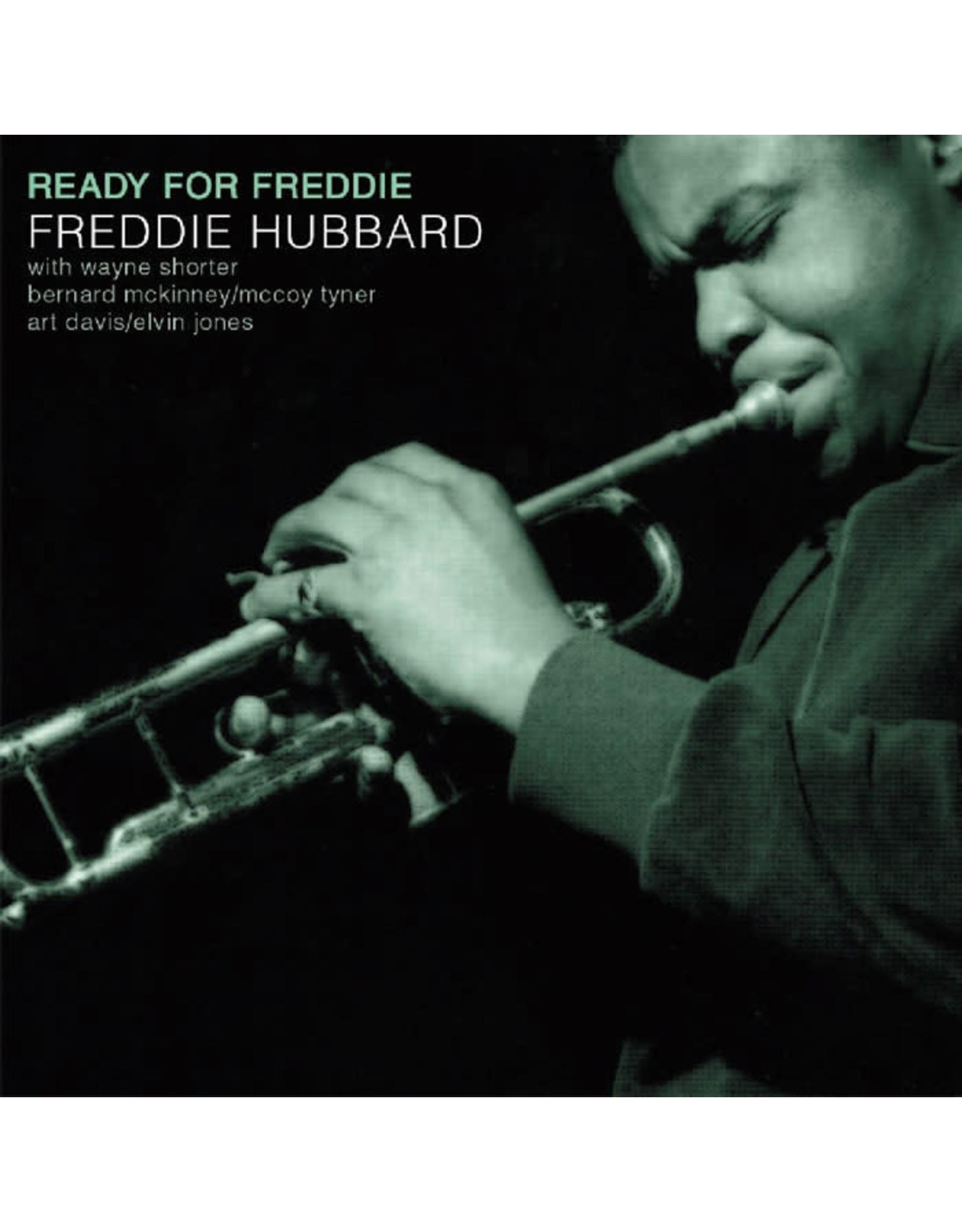 Hubbard, Freddie - Ready For Freddie CD