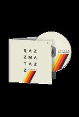 Razzmatazz - I Don't Know How They Found Me  CD