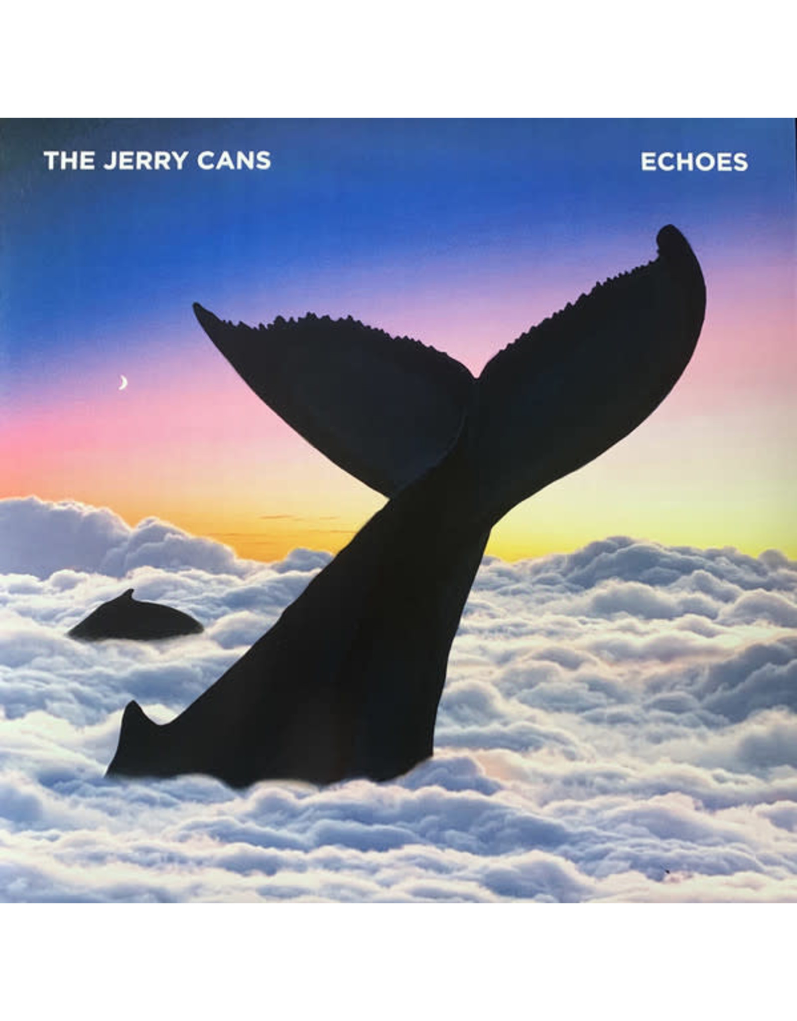 Jerry Cans - Echoes CD