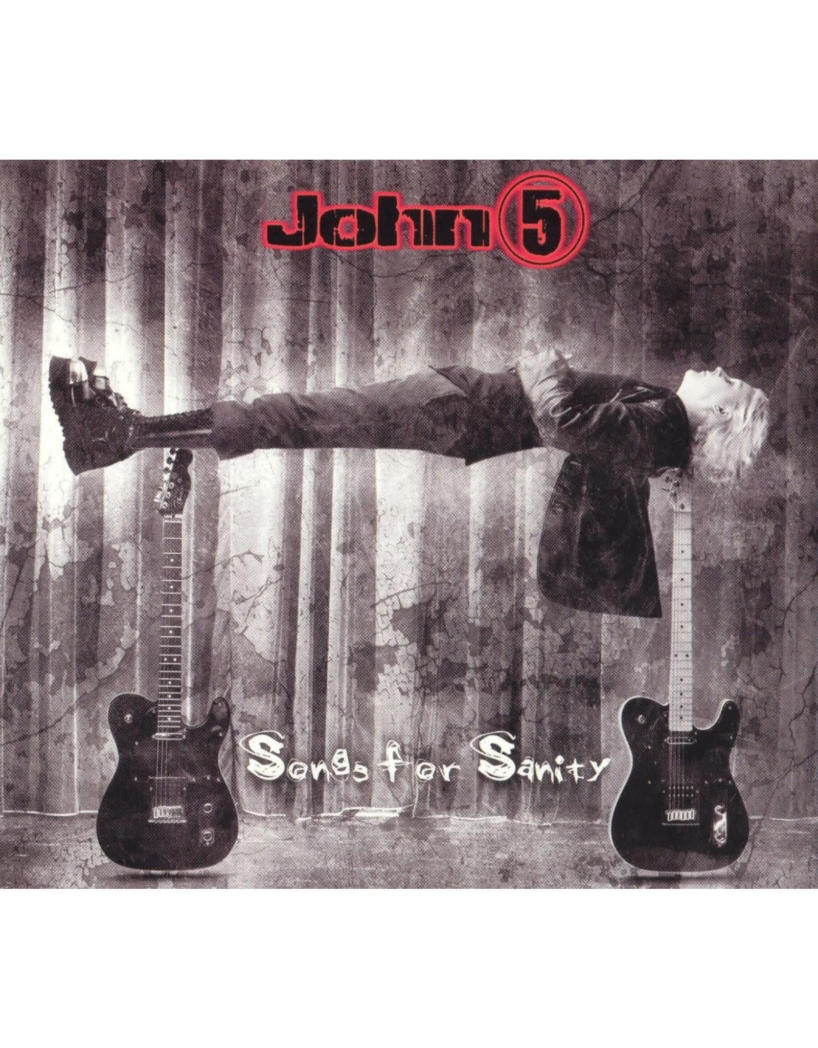 John 5 - Songs For Sanity CD